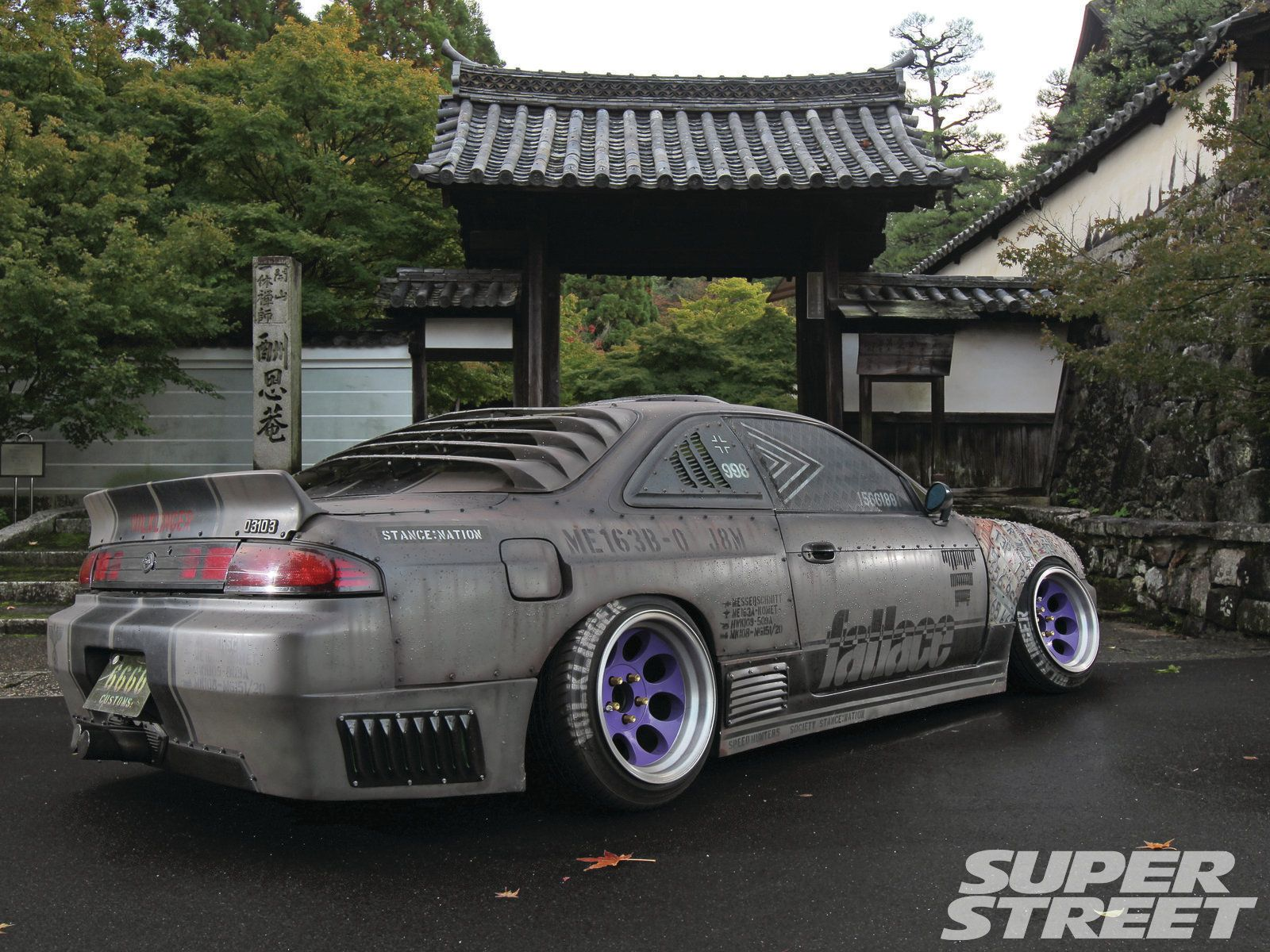 Pictures of nissan silvia (s14) 1994 #7