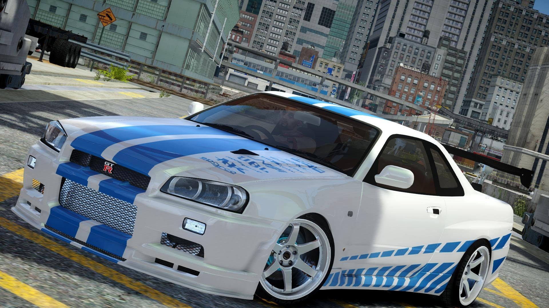 Pictures of nissan skyline #7