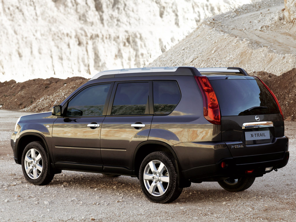 Pictures of nissan x-trail 2 2010 #5