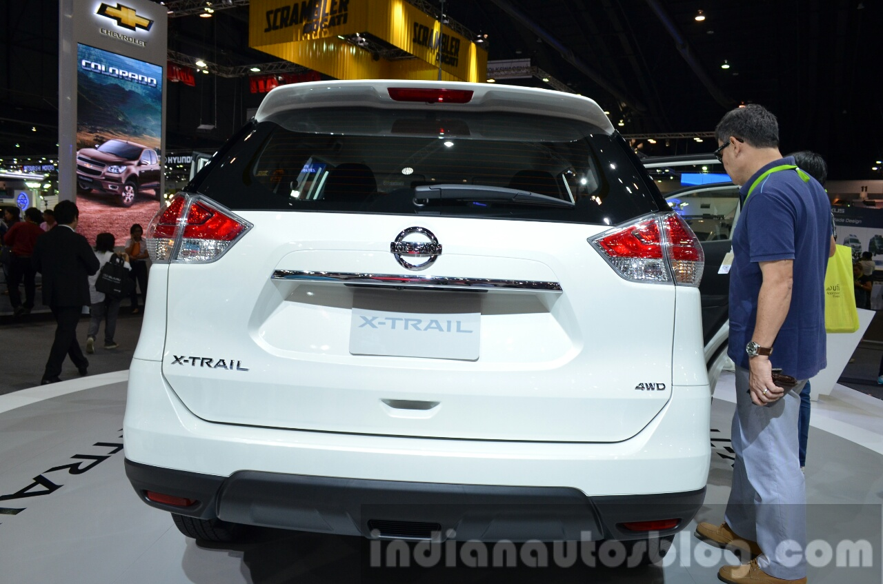 Pictures of nissan x-trail 2 2015