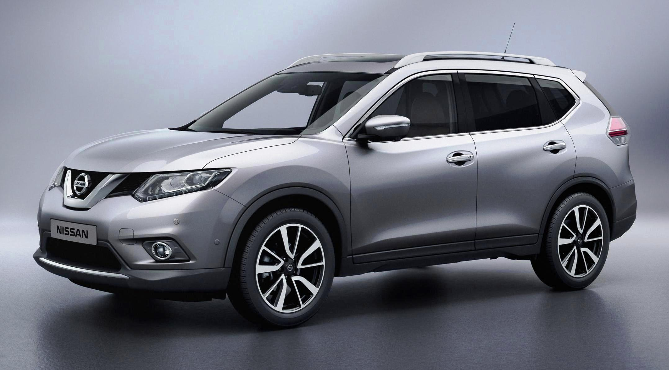 2016 Nissan X-trail 2 – pictures, information and specs ...