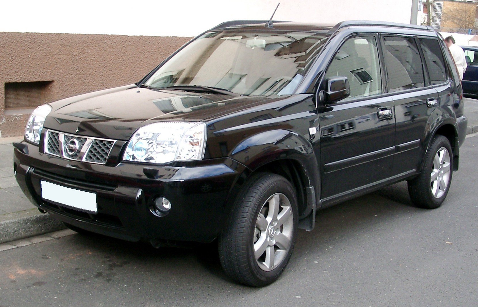 Pictures of nissan x-trail 2003
