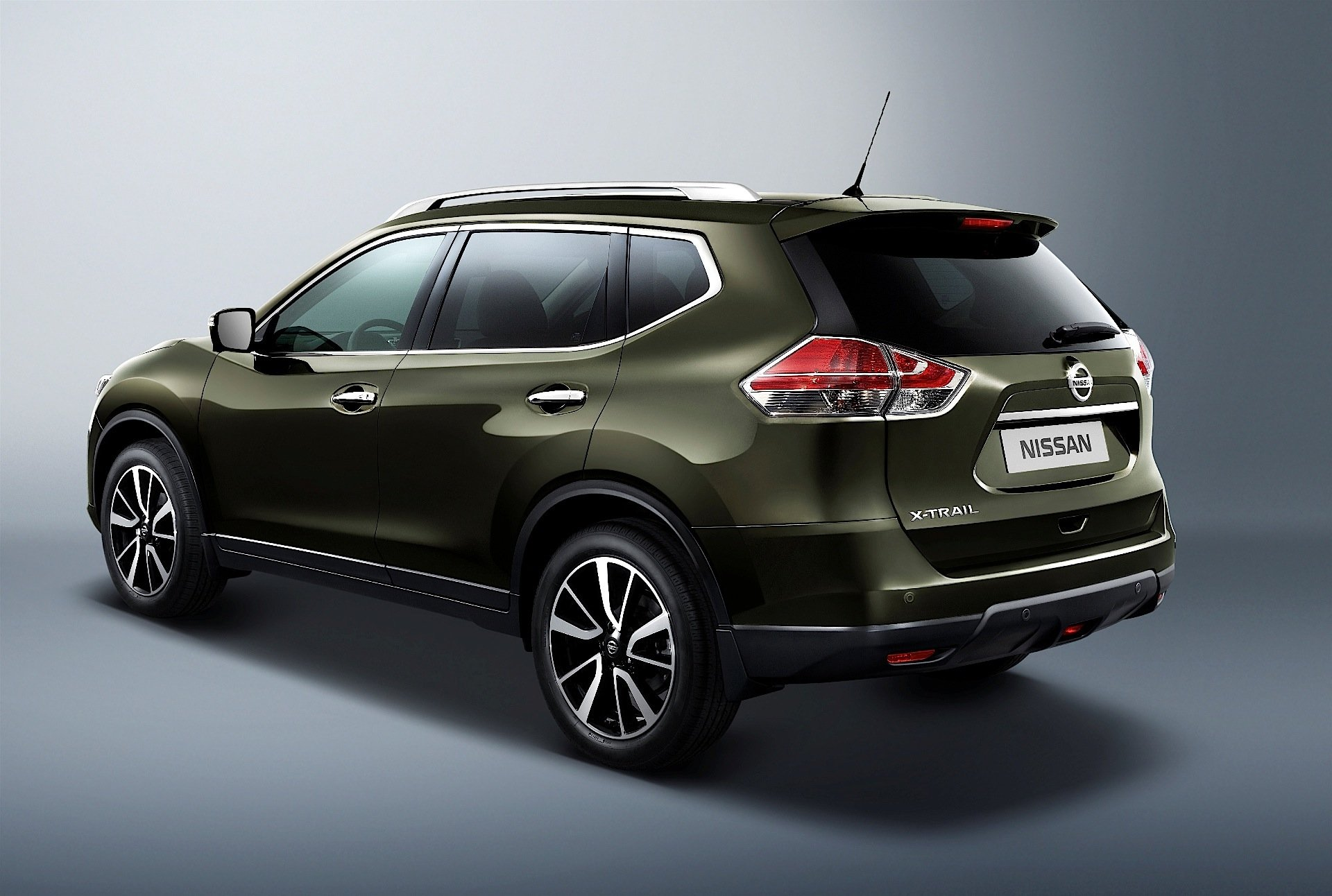 Pictures of nissan x-trail #1