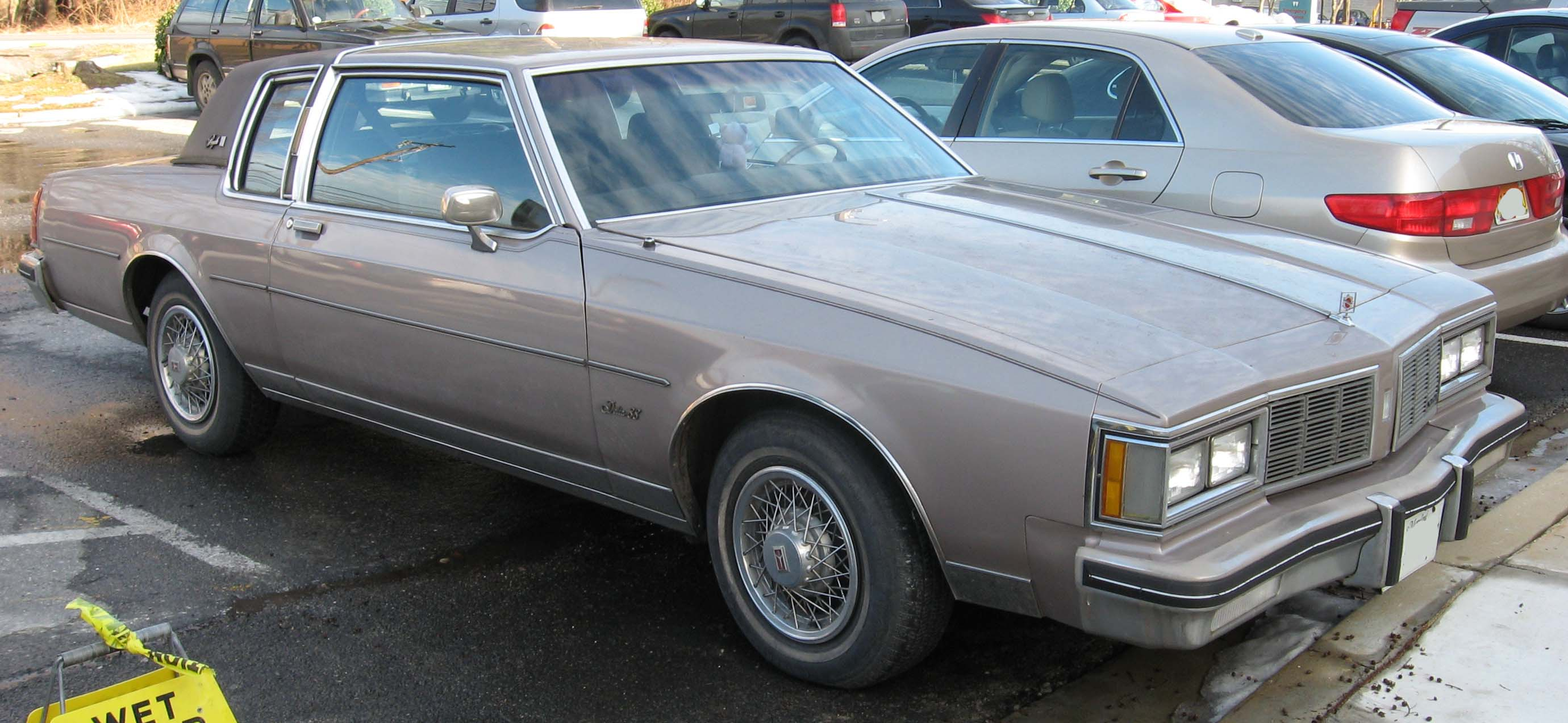 Pictures of oldsmobile