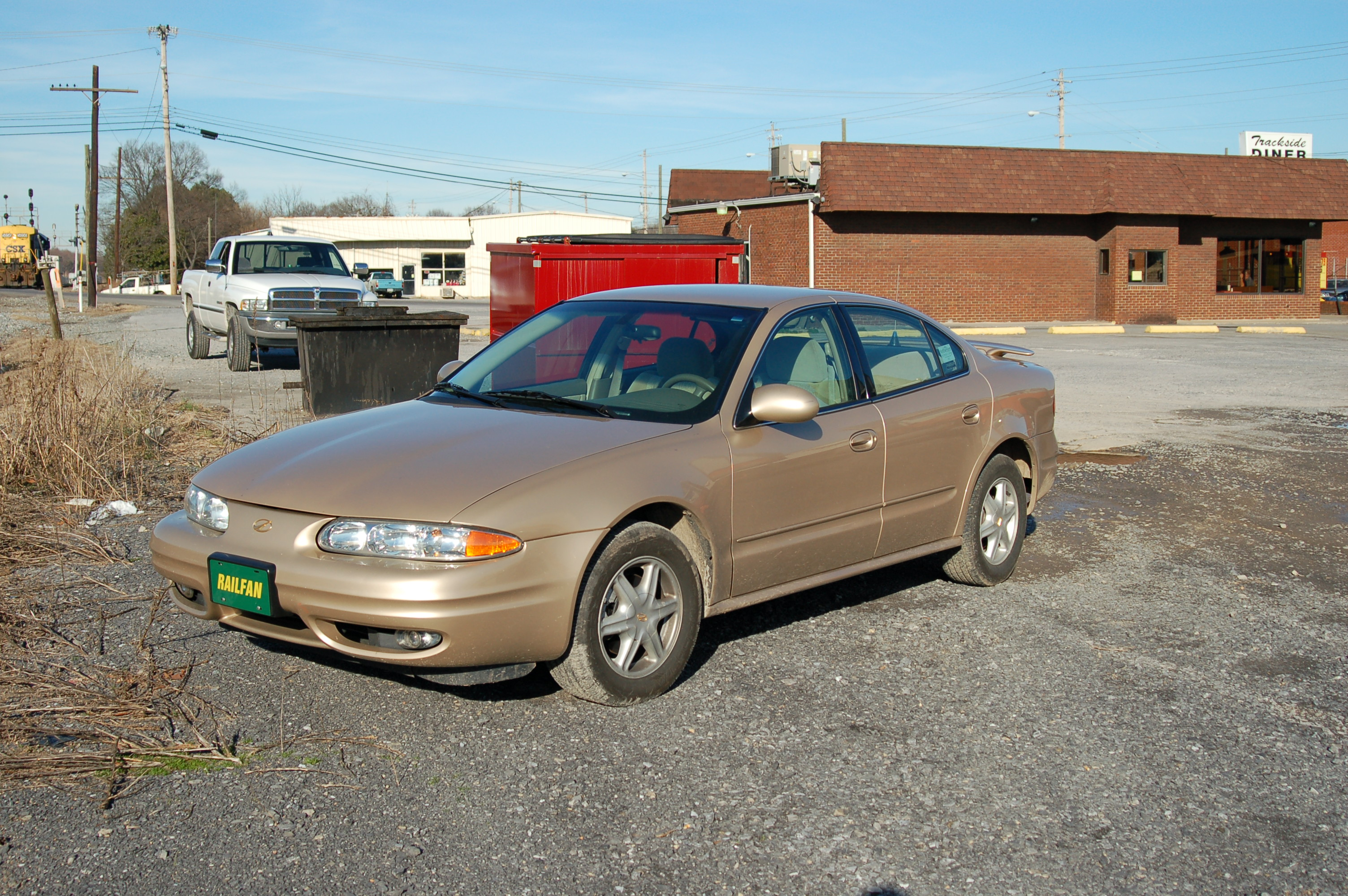 Pictures of oldsmobile alero #14