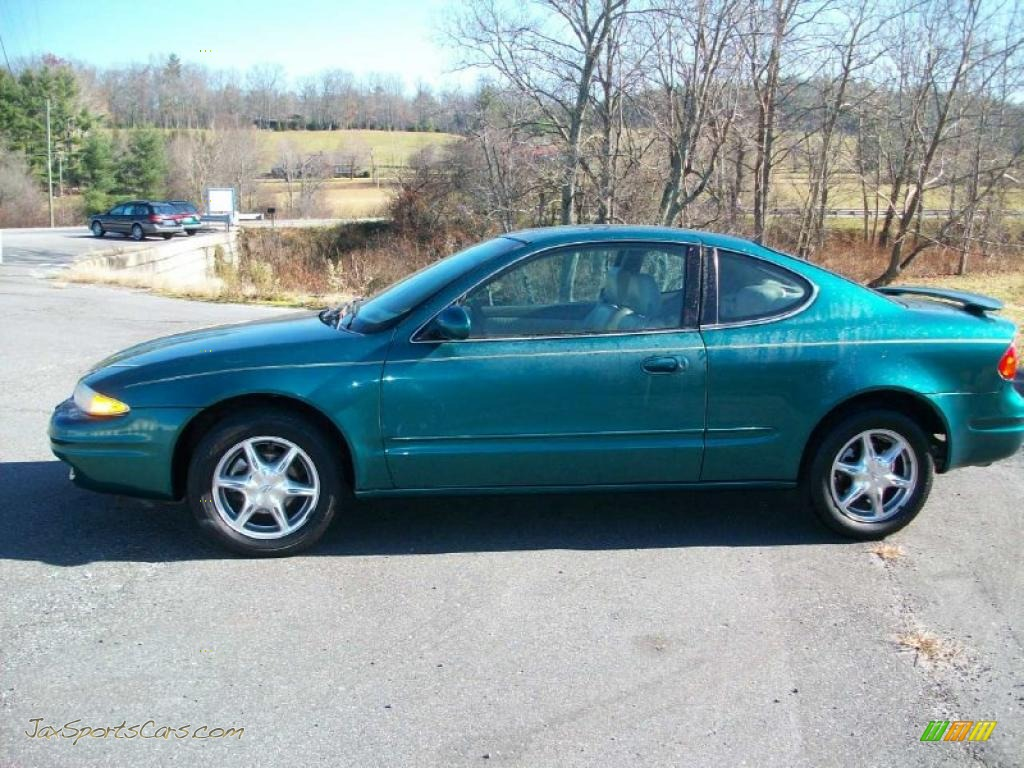 Pictures Of Oldsmobile Alero Coupe 1999 13