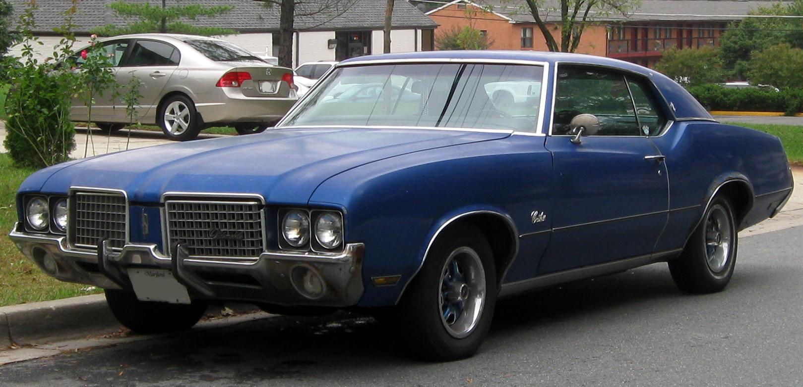 Pictures of oldsmobile cutlass #1