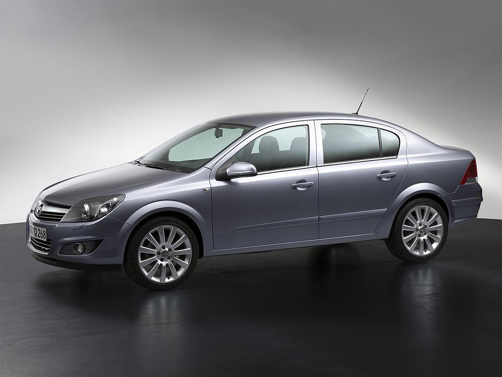 Pictures of opel astra h sedan 2005 #4