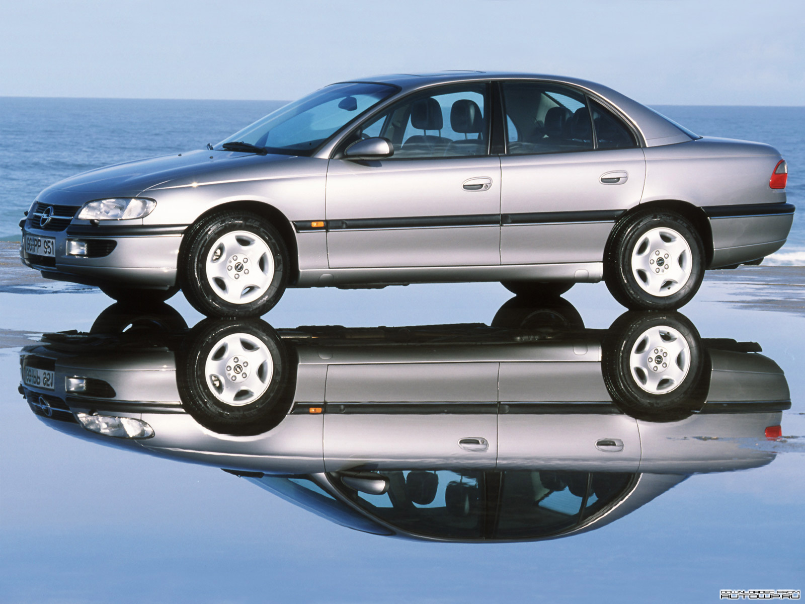 Pictures of opel omega b 1994 #7