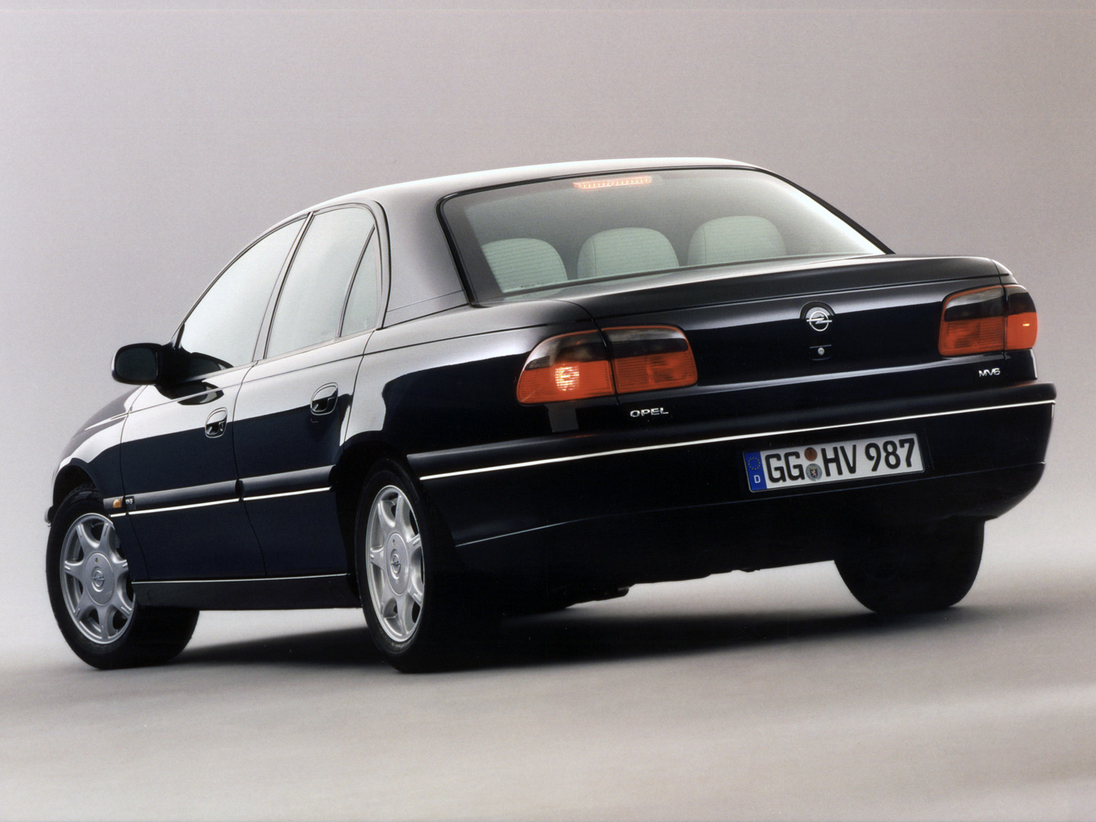 Pictures of opel omega b 1994 #15