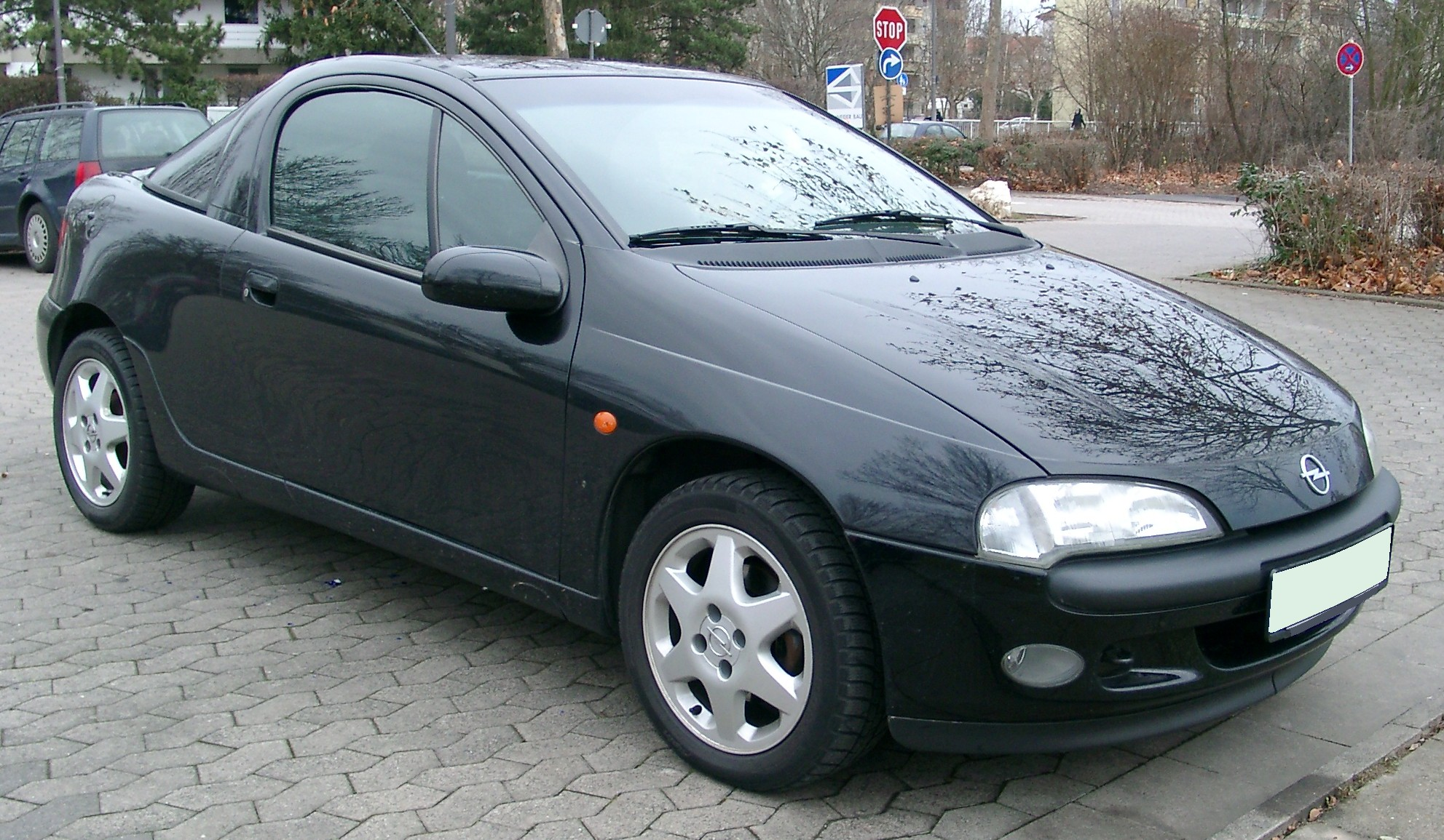 Pictures of opel tigra #2
