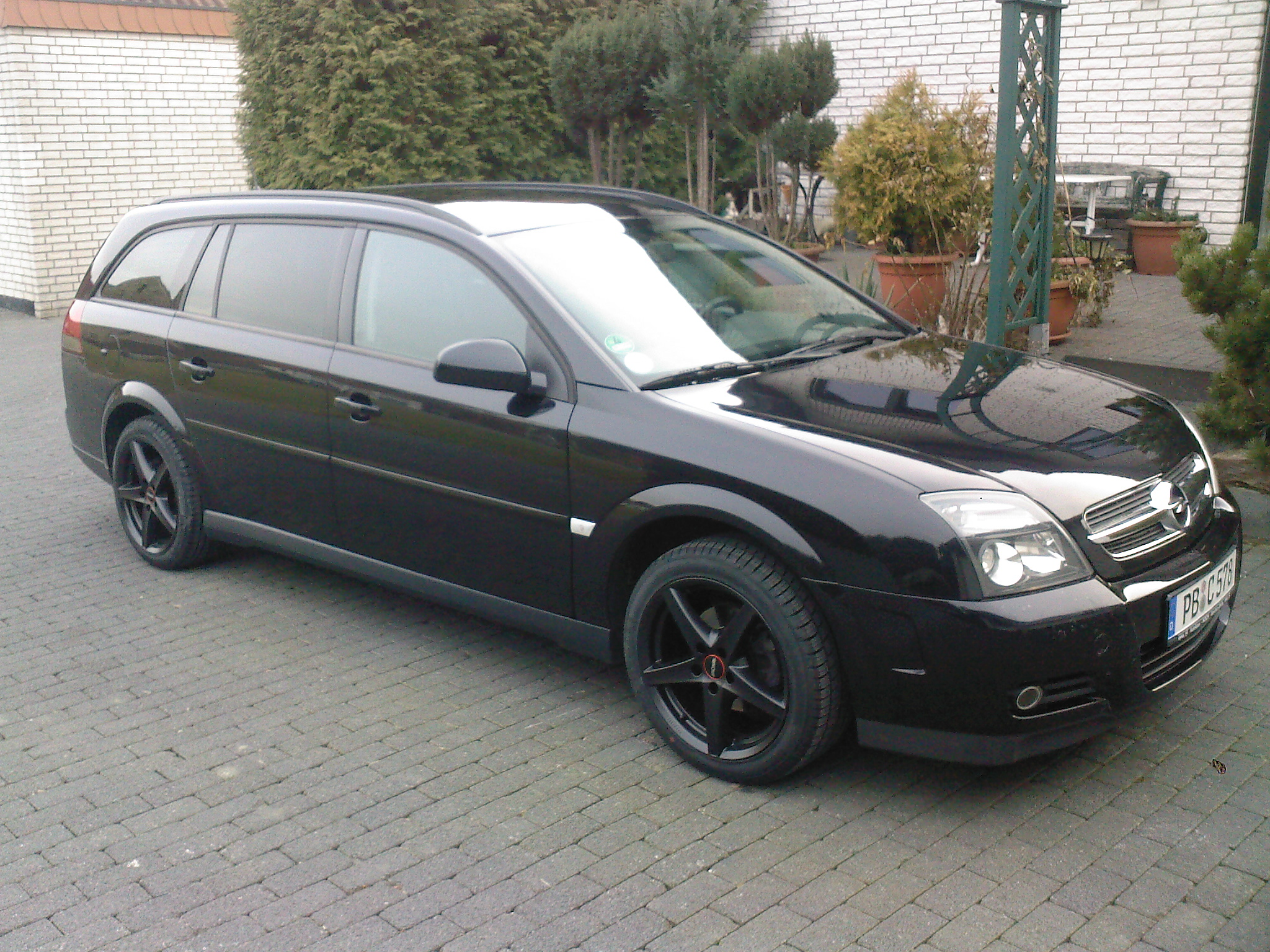 2004 opel vectra c caravan pictures information and. Black Bedroom Furniture Sets. Home Design Ideas