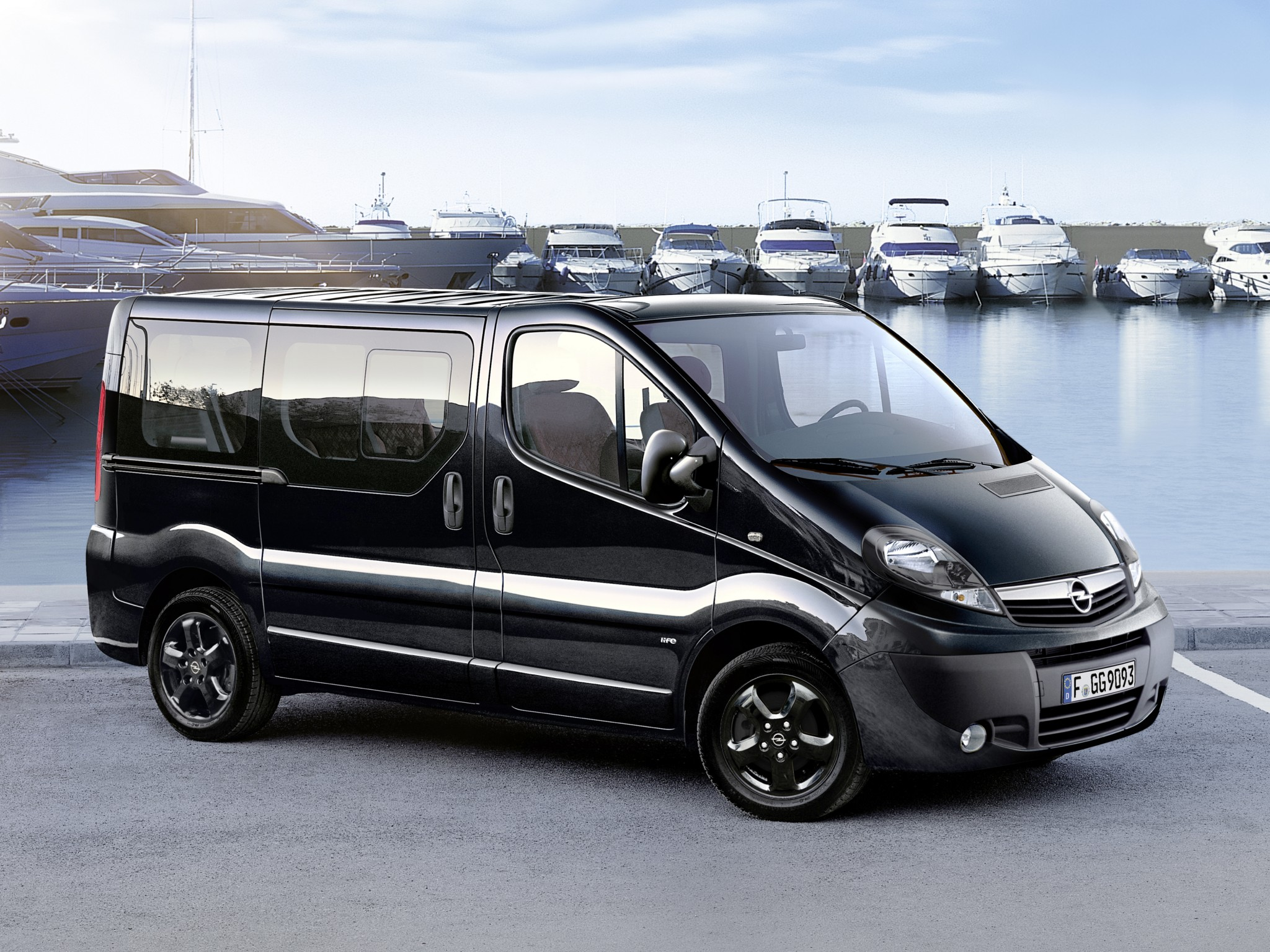 2005 Opel Vivaro – pictures, information and specs - Auto ...