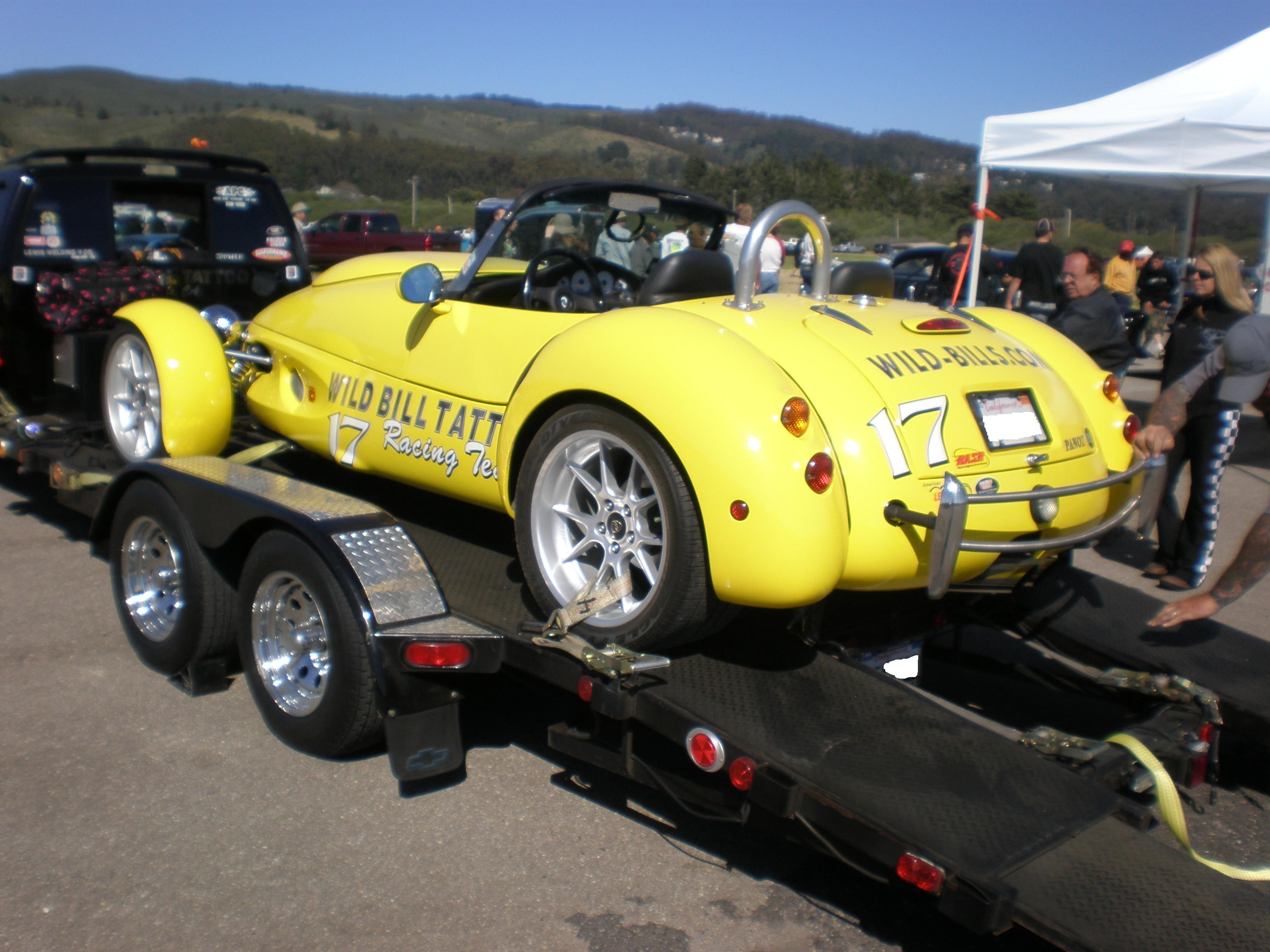 Pictures of panoz aiv roadster 2009