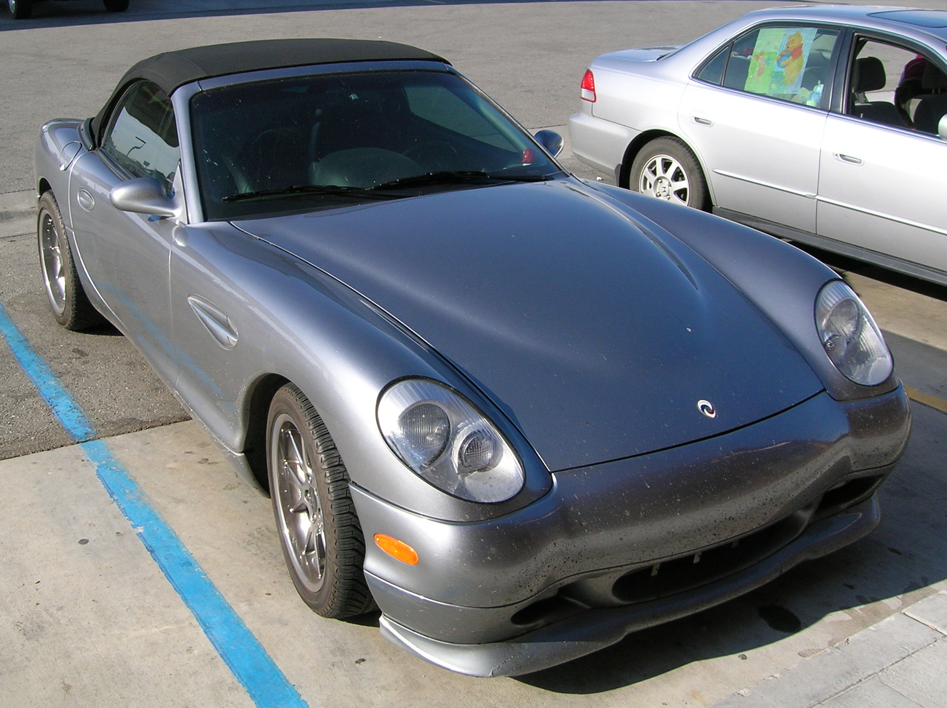 Pictures of panoz esperante