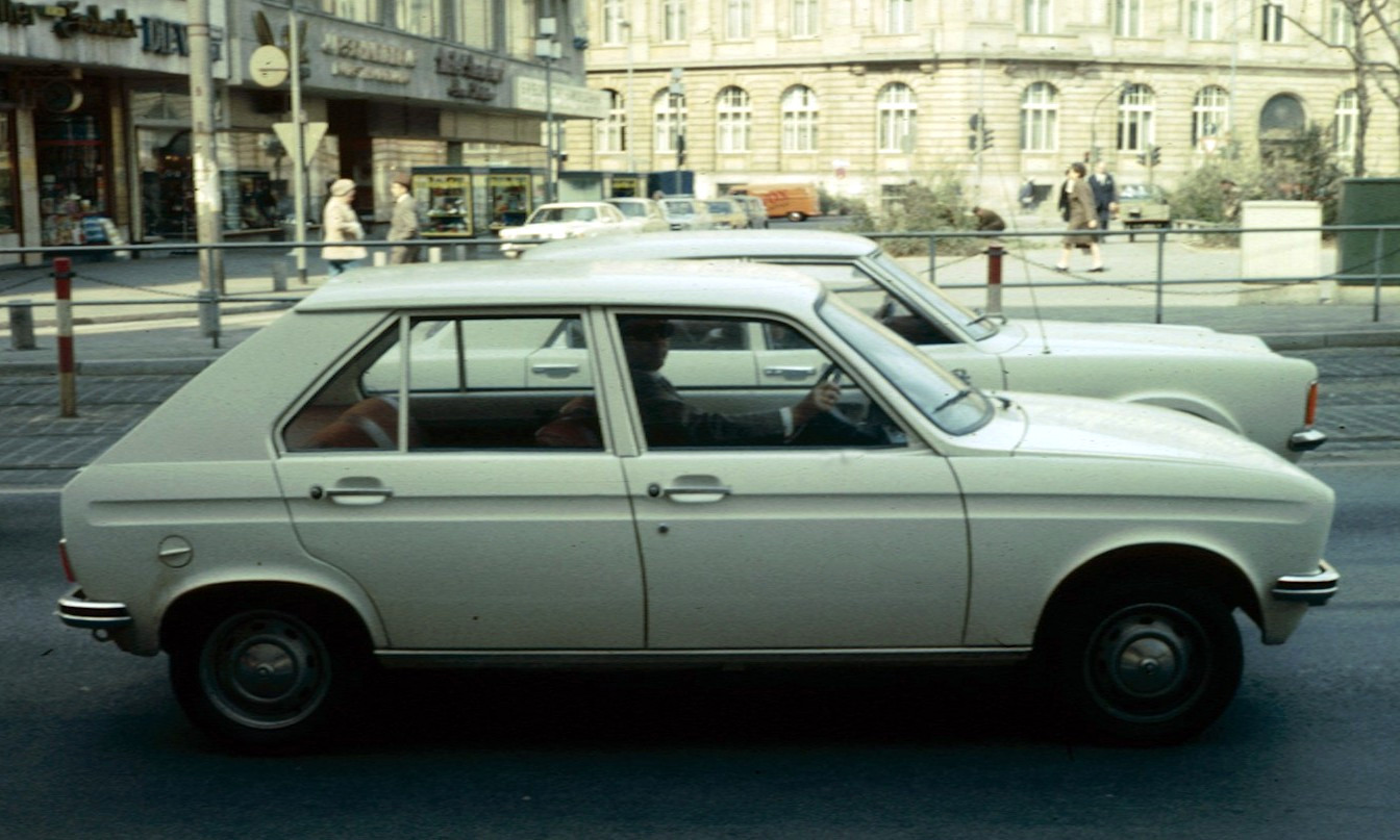 Pictures of peugeot 104 #10