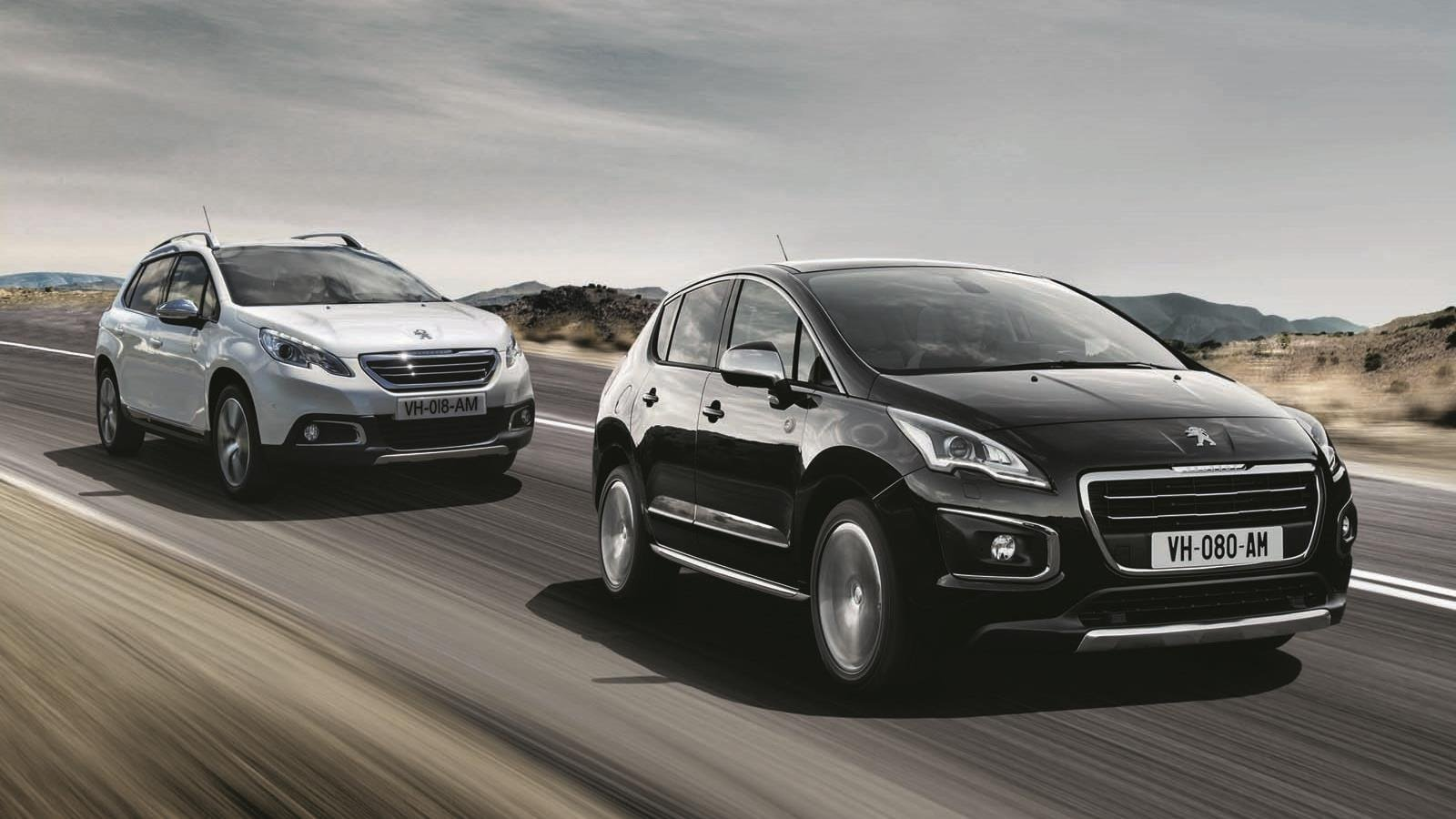 Pictures of peugeot 2008 2015