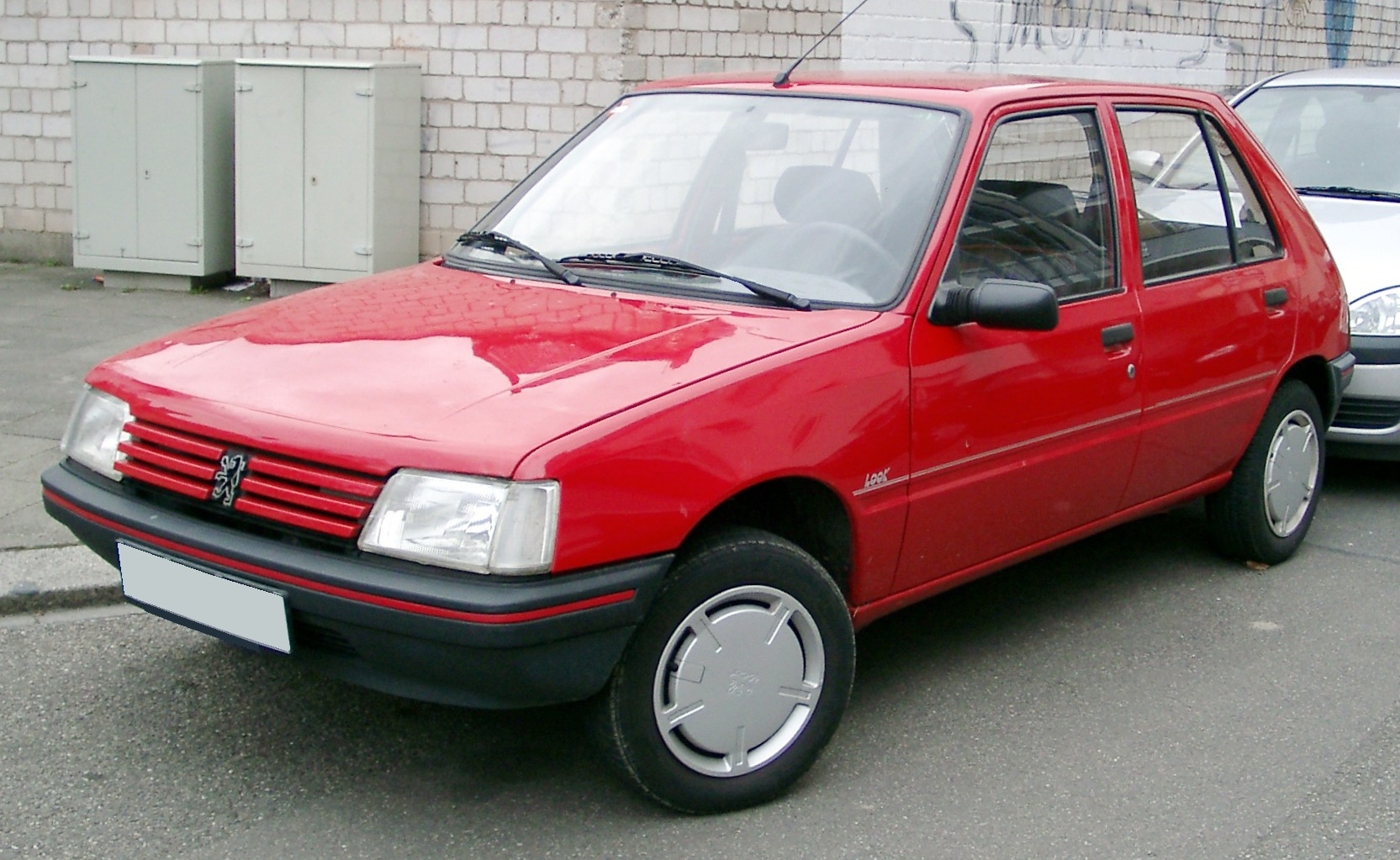 Pictures of peugeot 205 #7