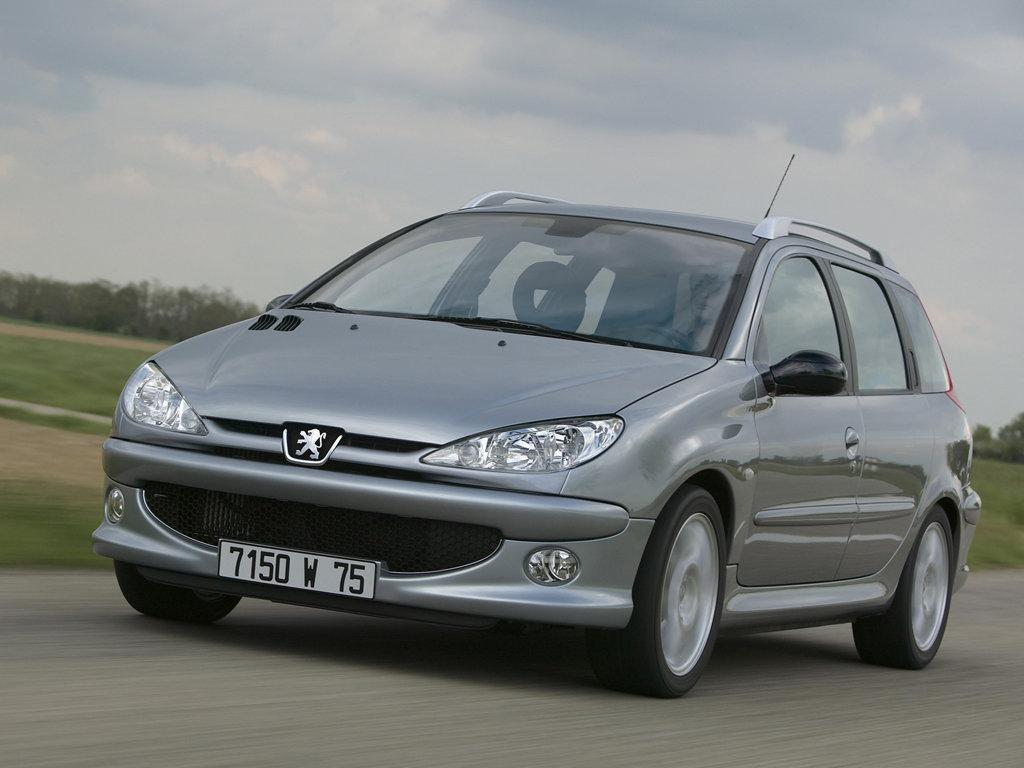2004 peugeot 206 sw pictures information and specs auto. Black Bedroom Furniture Sets. Home Design Ideas