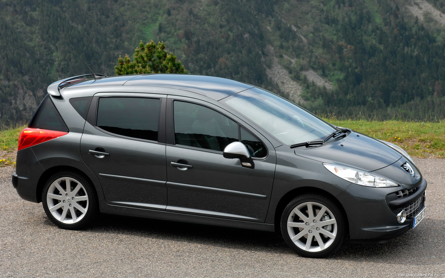 2008 peugeot 207 pictures information and specs auto. Black Bedroom Furniture Sets. Home Design Ideas