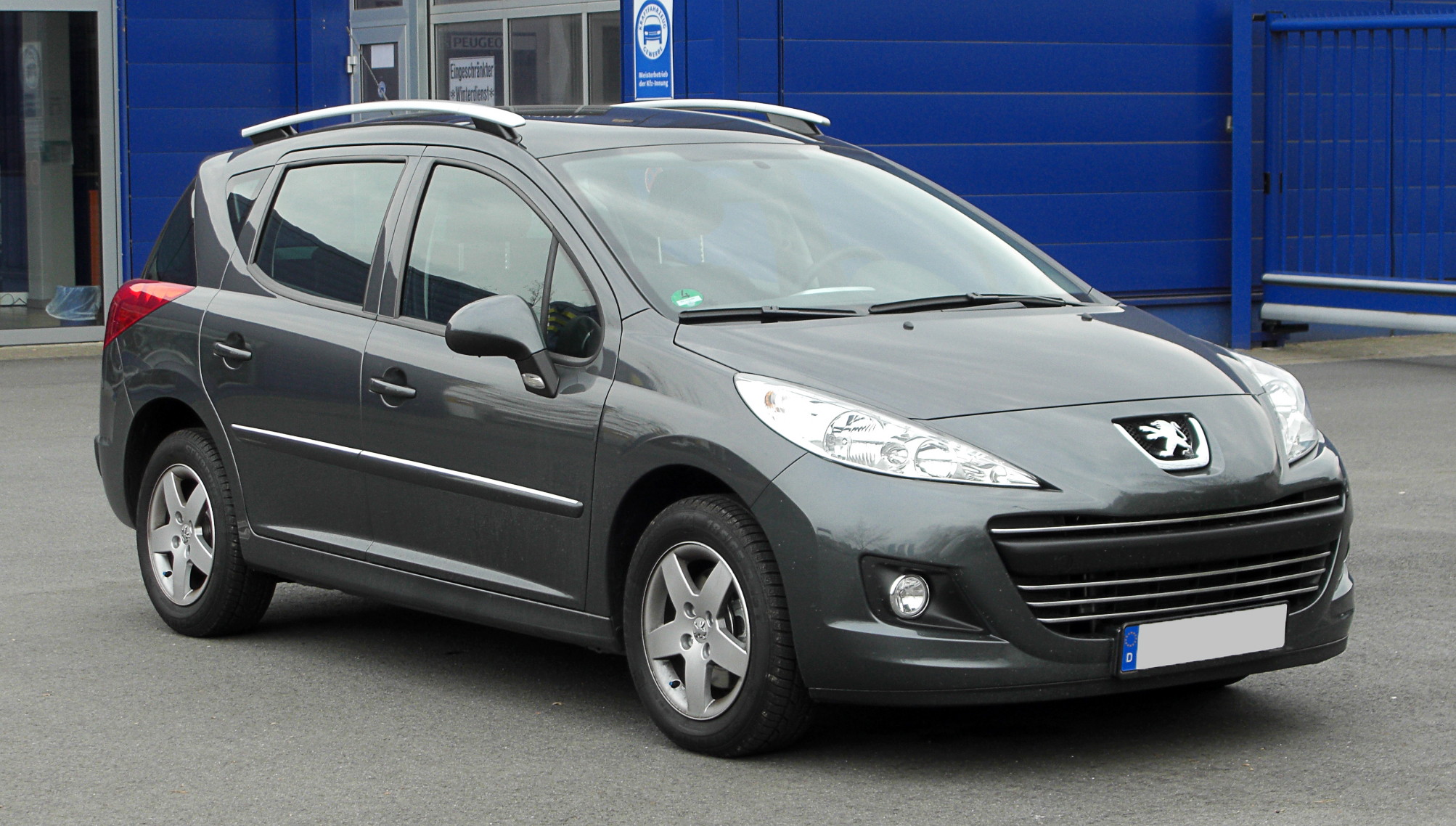 Pictures of peugeot 207 #9