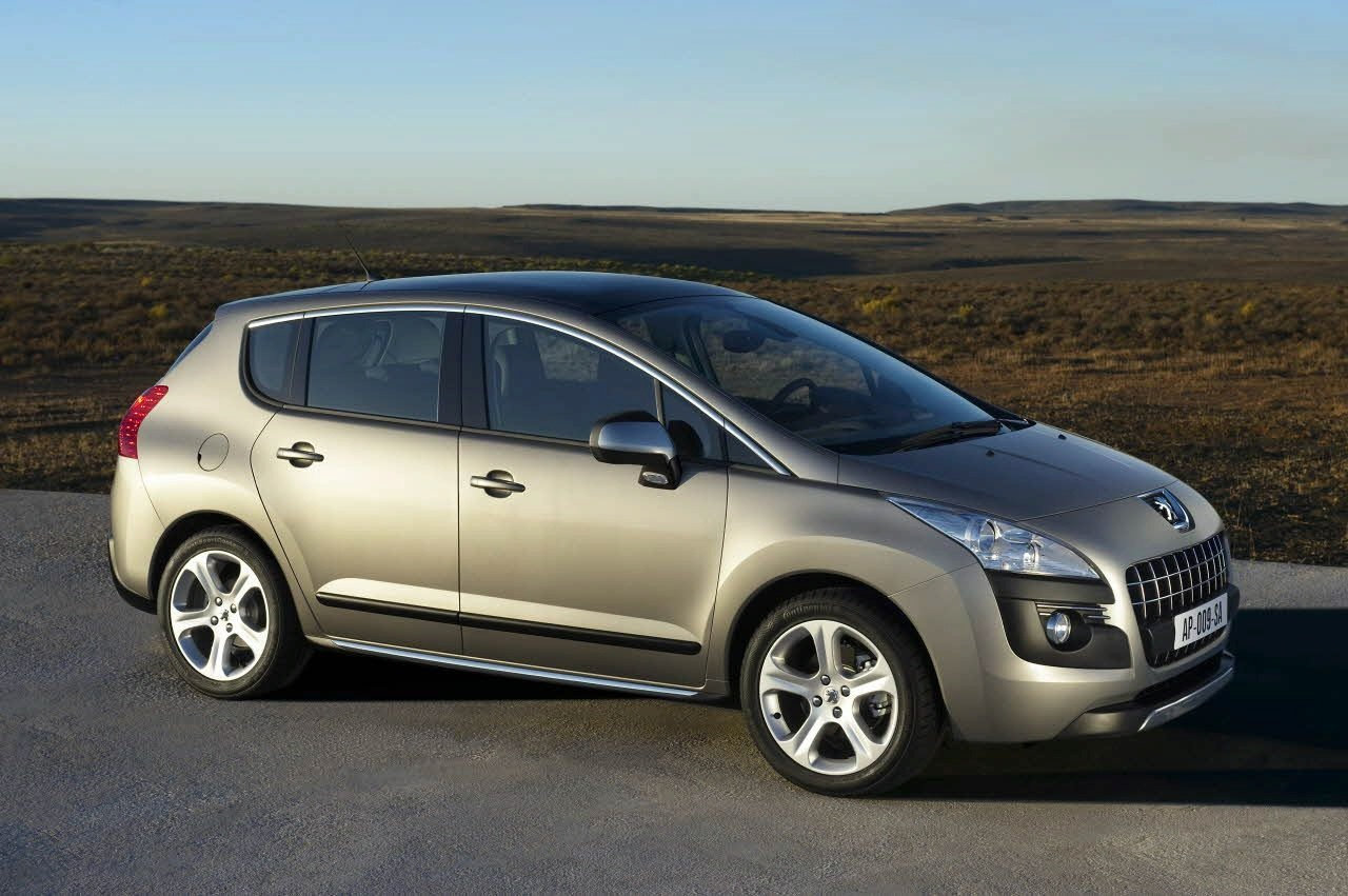 Pictures of peugeot 3008 #3