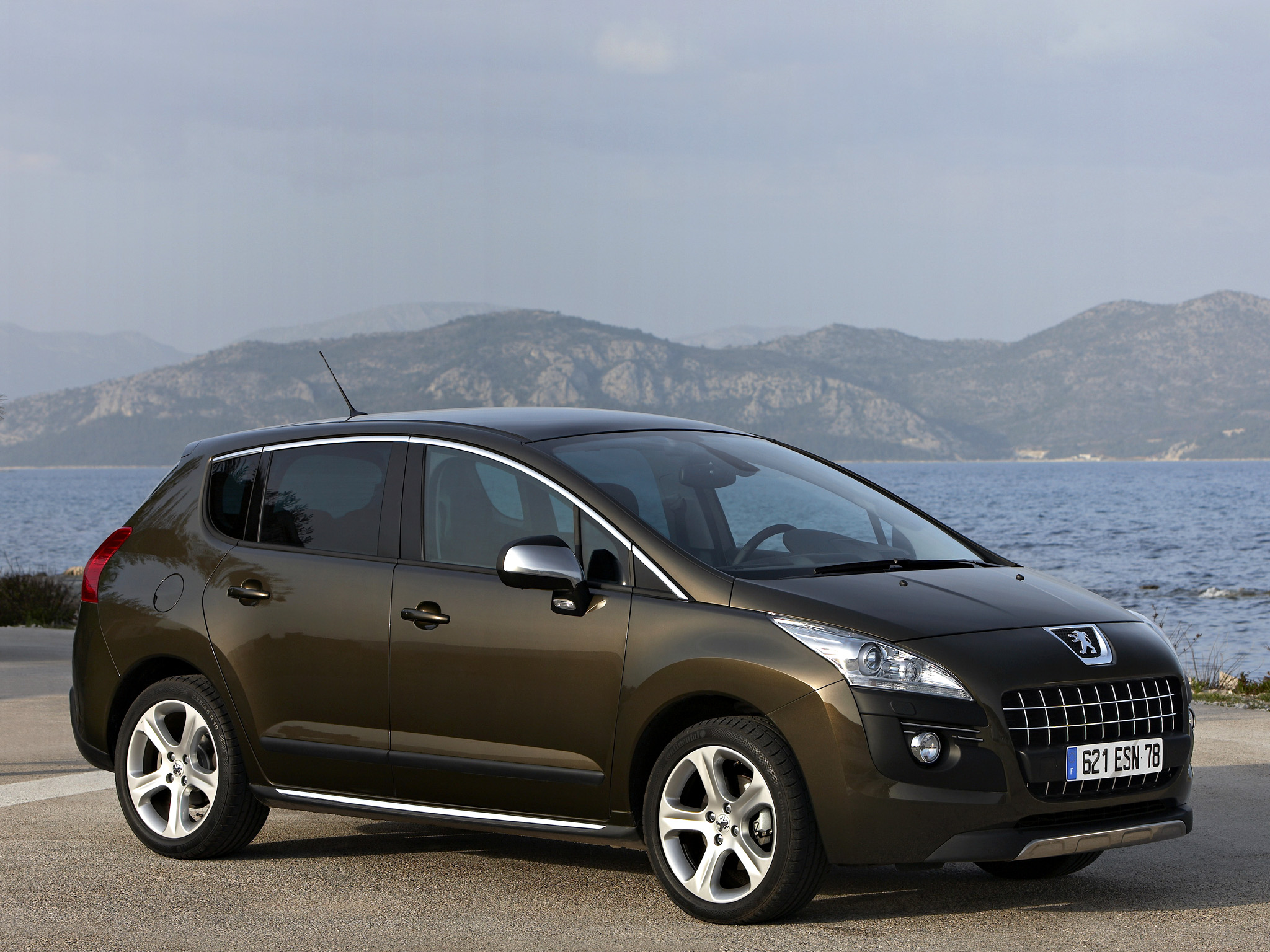 Pictures of peugeot 3008 #11