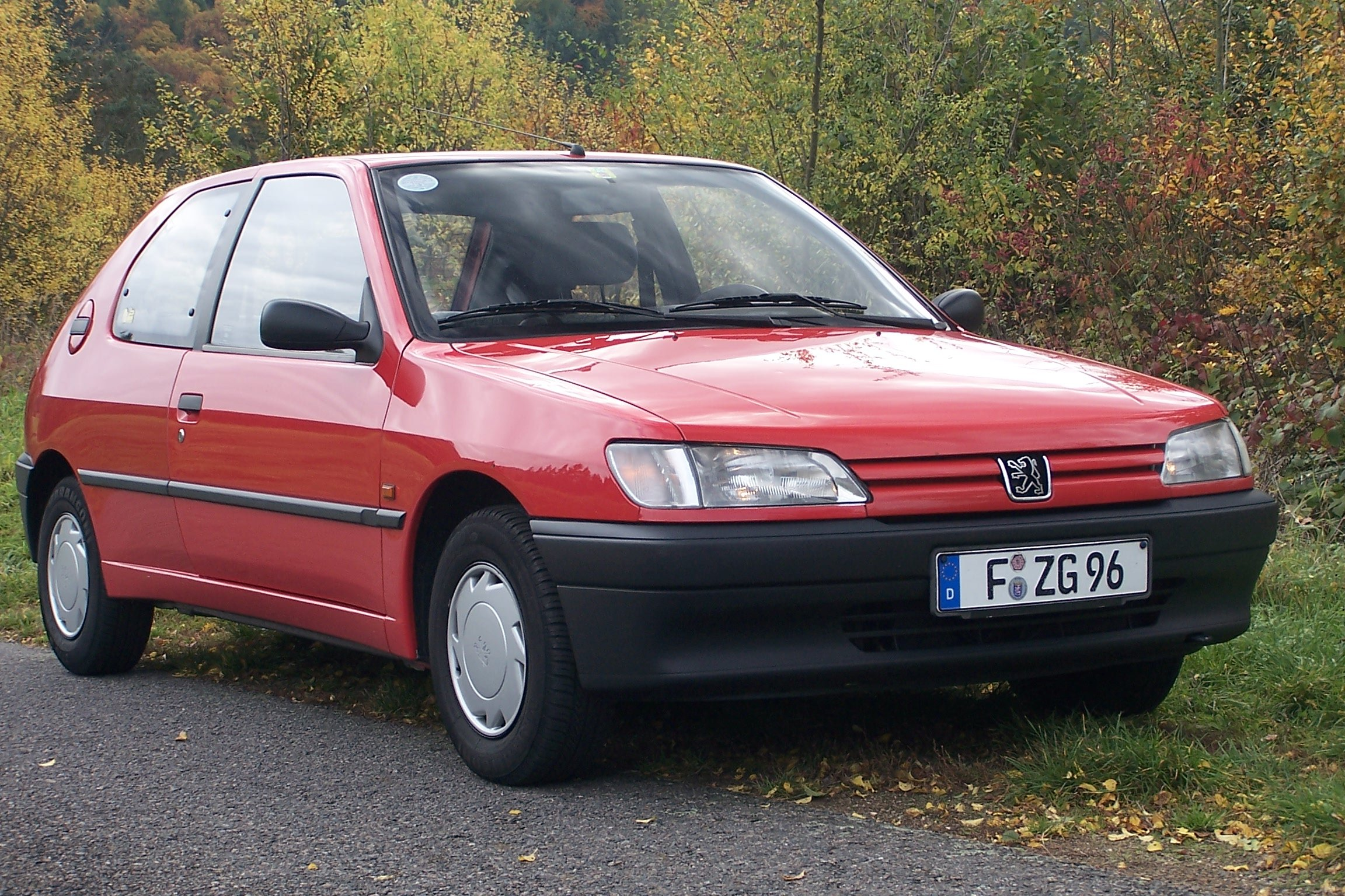 Pictures of peugeot 306 #6