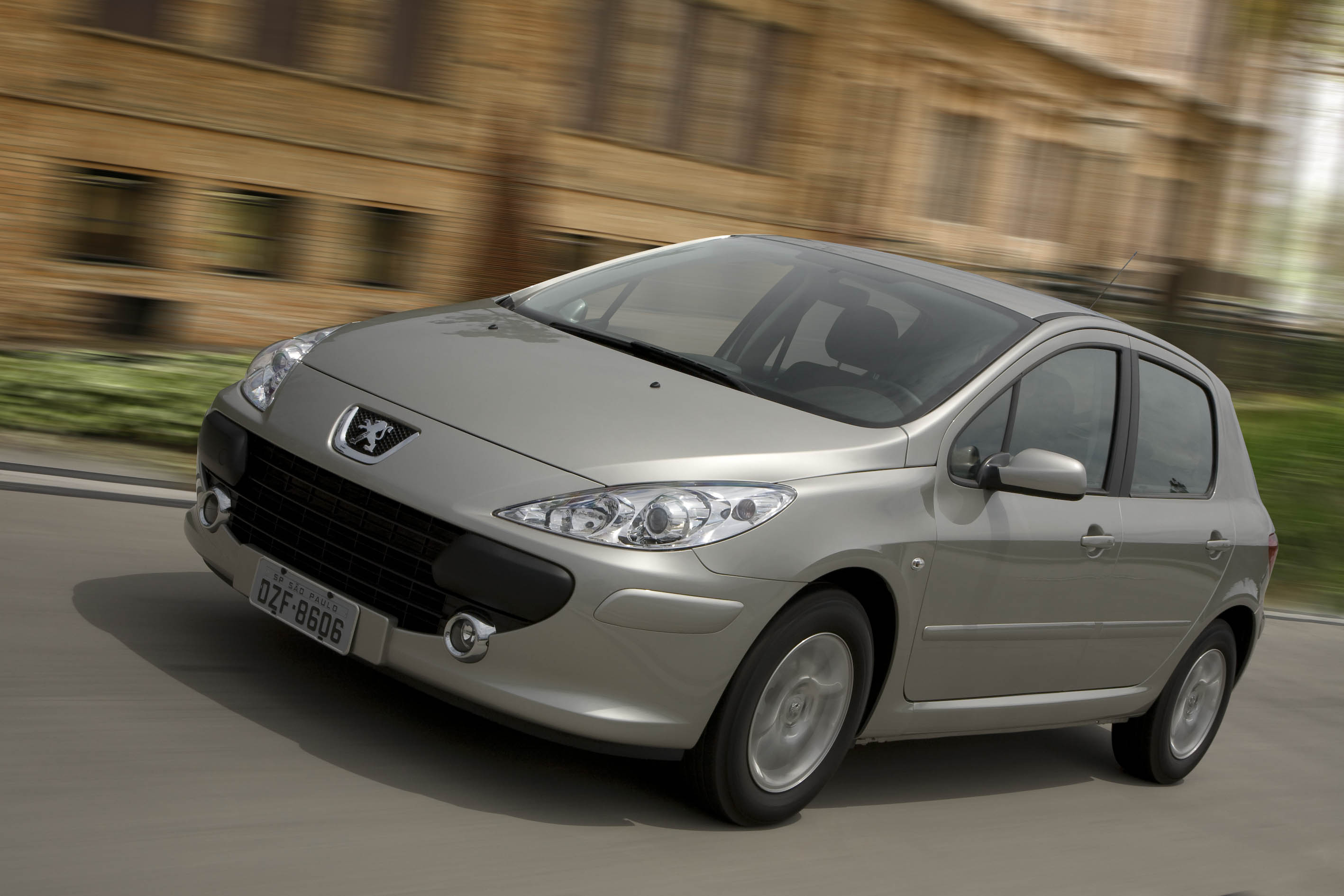 Pictures of peugeot 307 2009 #15