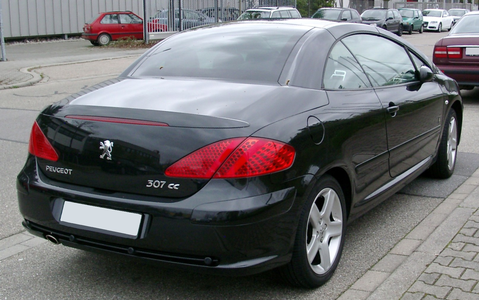 2004 peugeot 307 cc pictures information and specs auto. Black Bedroom Furniture Sets. Home Design Ideas