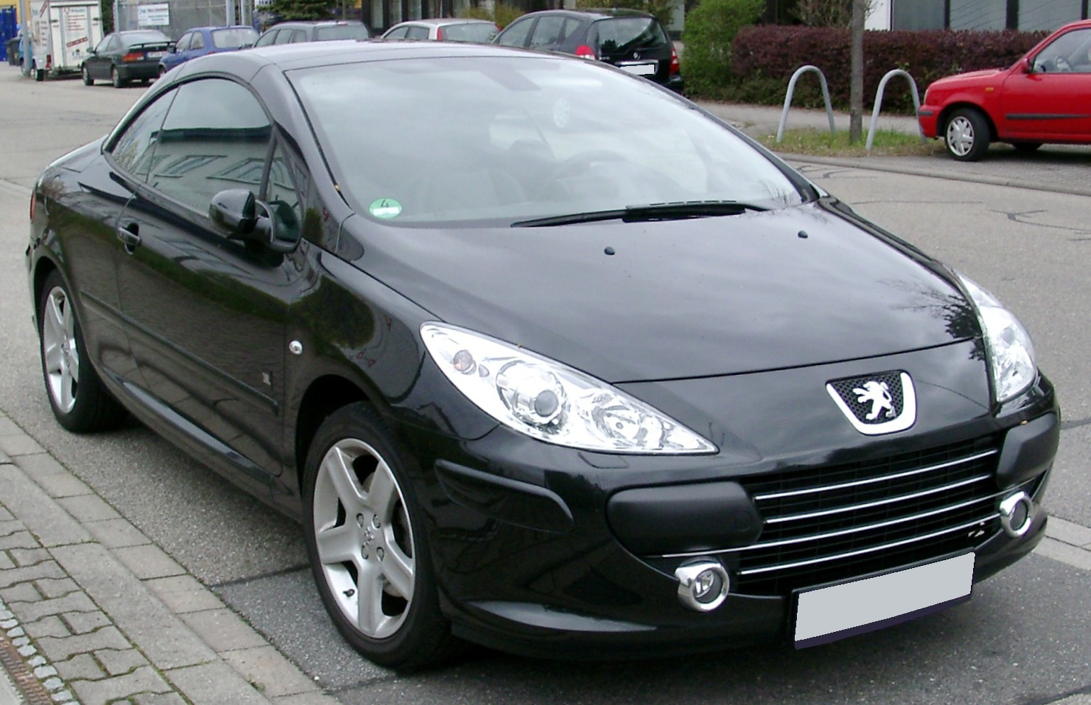 Pictures of peugeot 307 cc 2010 #6