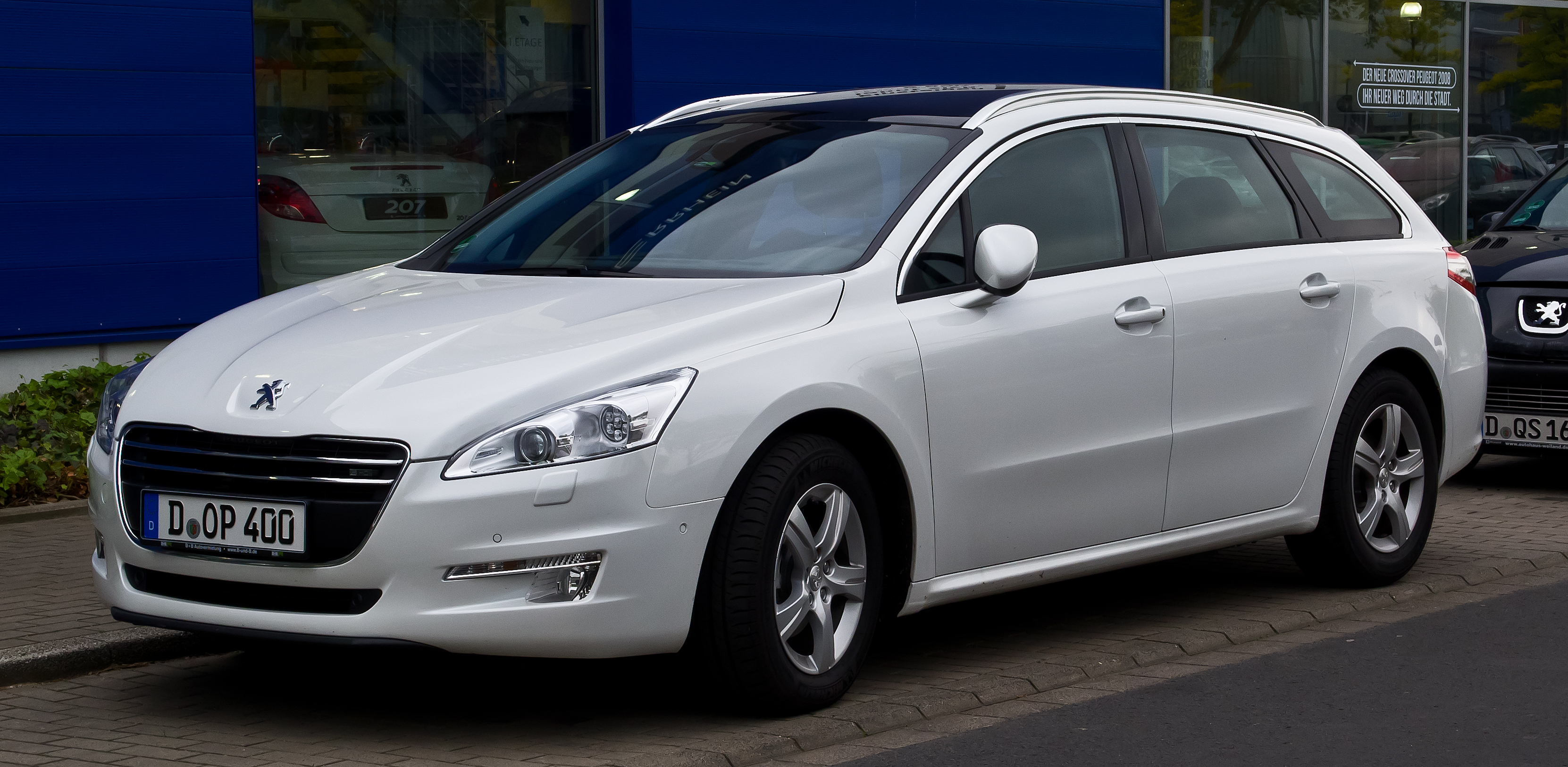 Pictures of peugeot 307 station wagon 2012 #14