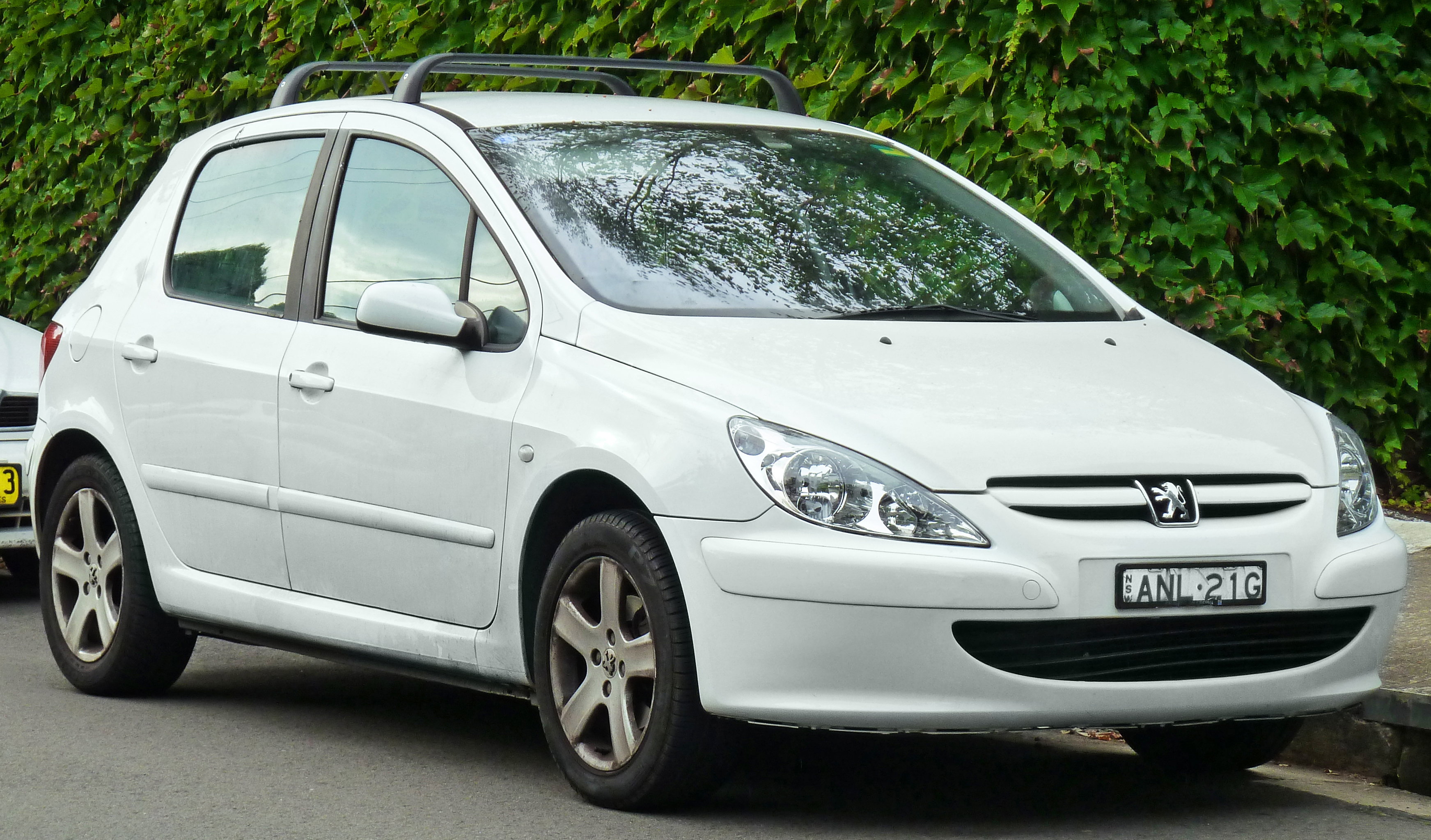 Pictures of peugeot 307 station wagon 2014 #10