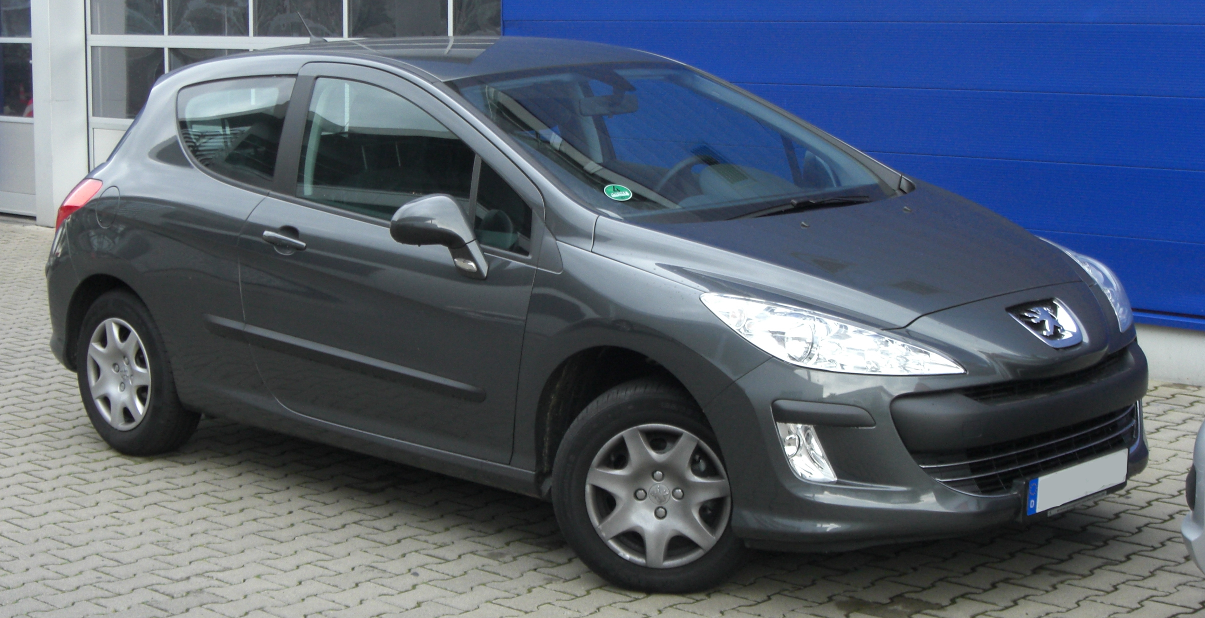 2007 peugeot 308 pictures information and specs auto. Black Bedroom Furniture Sets. Home Design Ideas