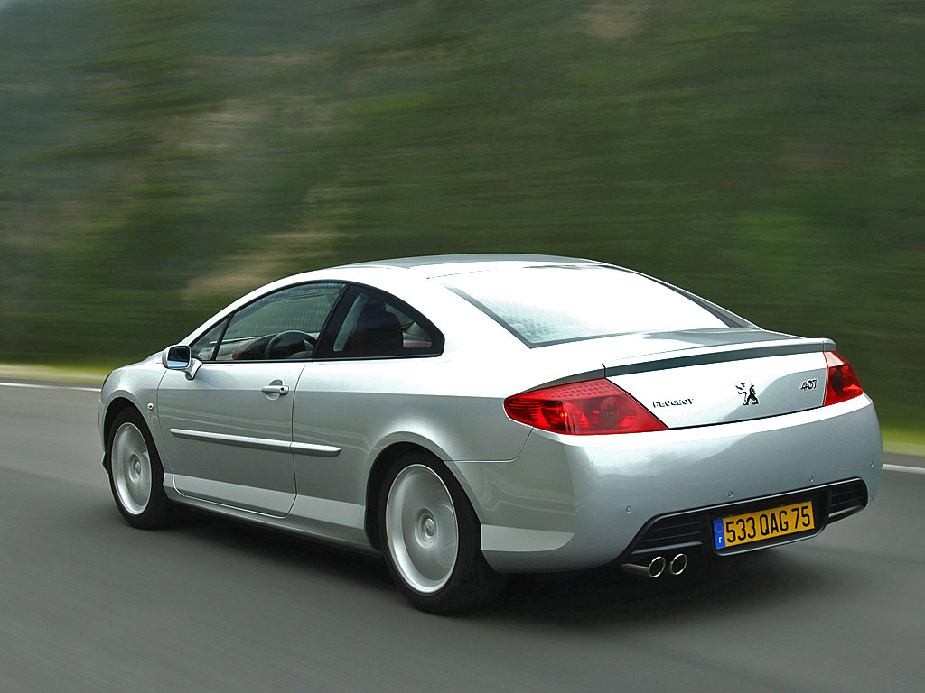 2011 peugeot 407 coupe pictures information and specs auto. Black Bedroom Furniture Sets. Home Design Ideas