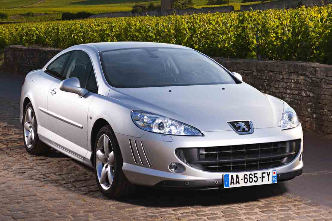 Pictures of peugeot 407 coupe 2012 #7