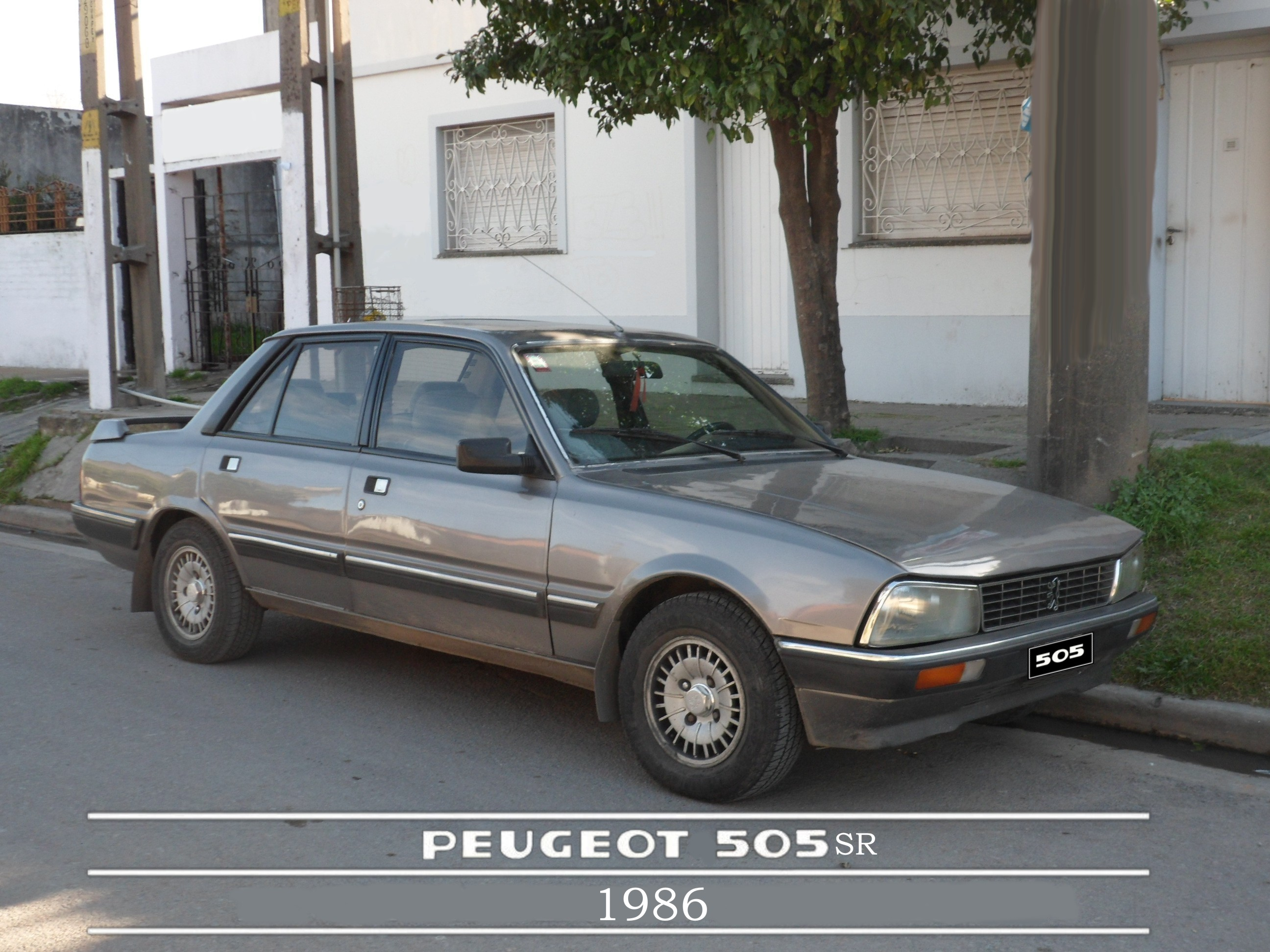 Pictures of peugeot 505 #3