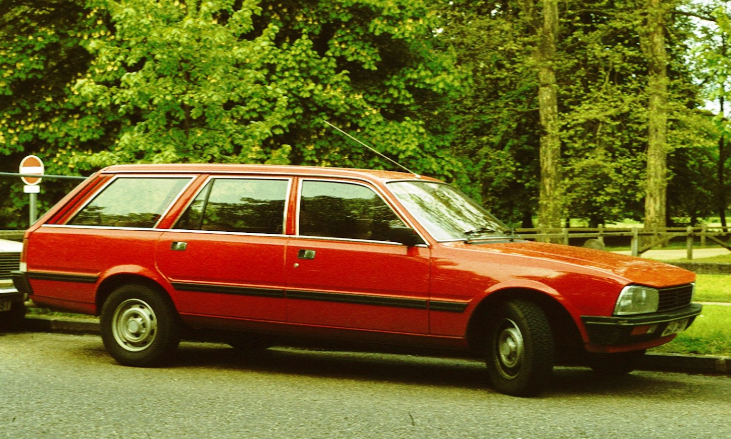 Pictures of peugeot 505 #11