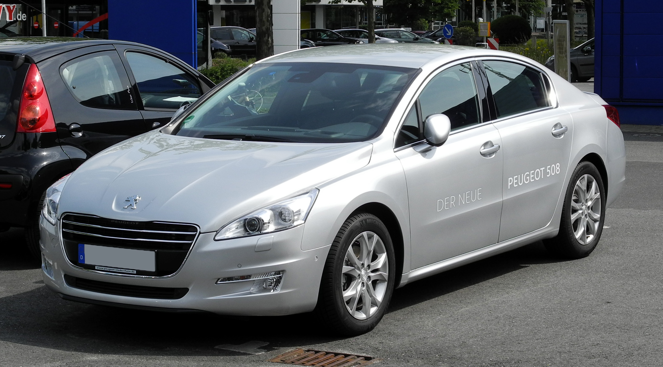 2011 peugeot 508 pictures information and specs auto. Black Bedroom Furniture Sets. Home Design Ideas