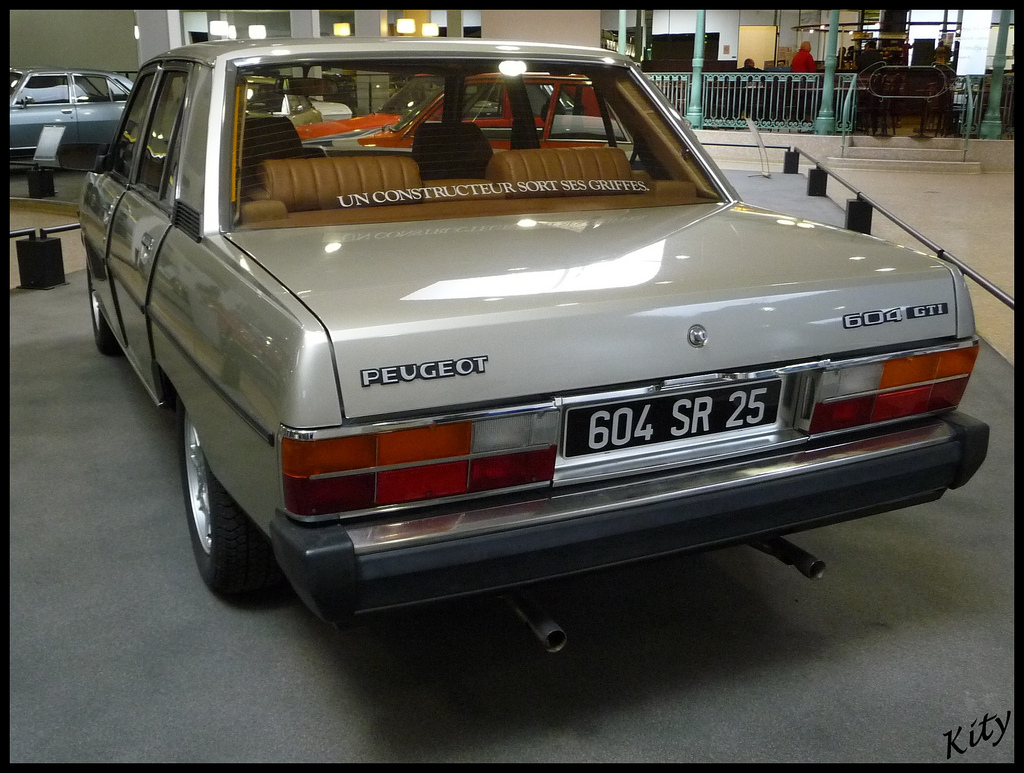 Pictures of peugeot 604 #13