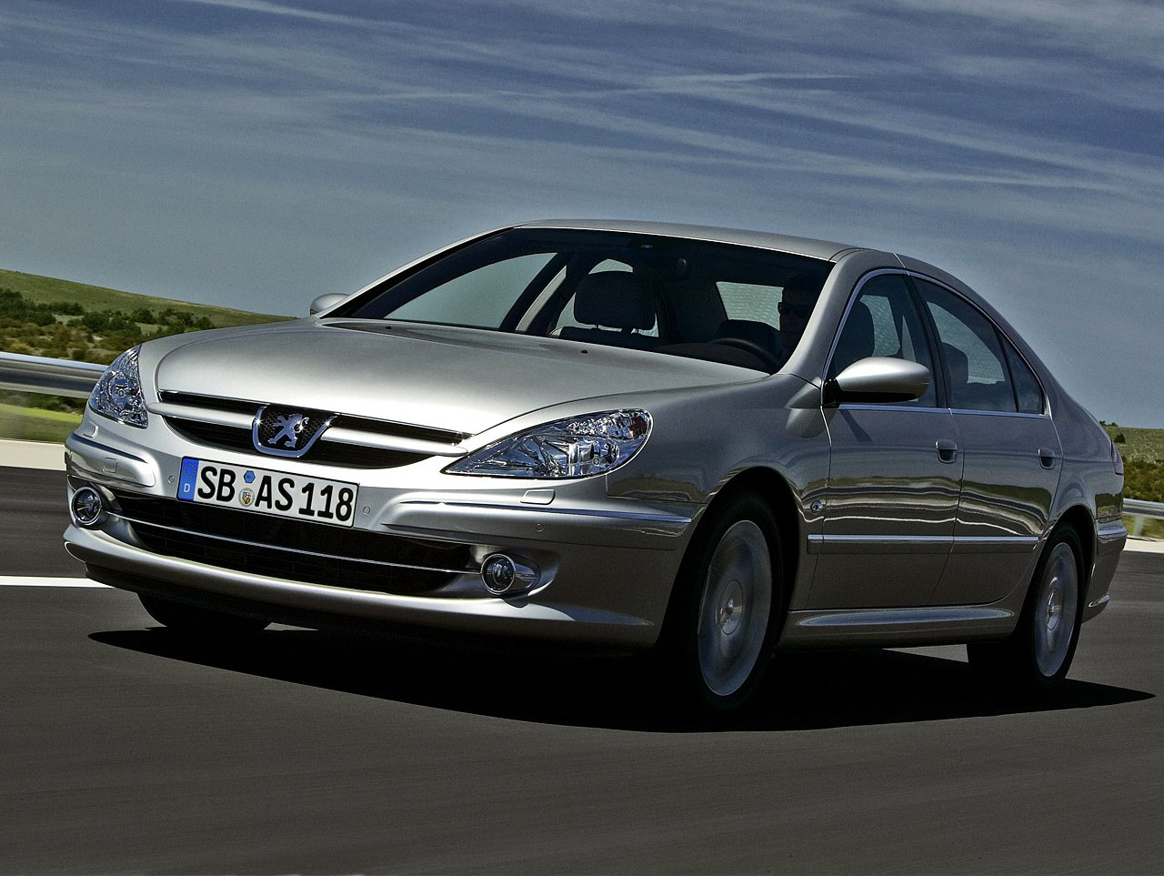 Pictures of peugeot 607 2013 #6