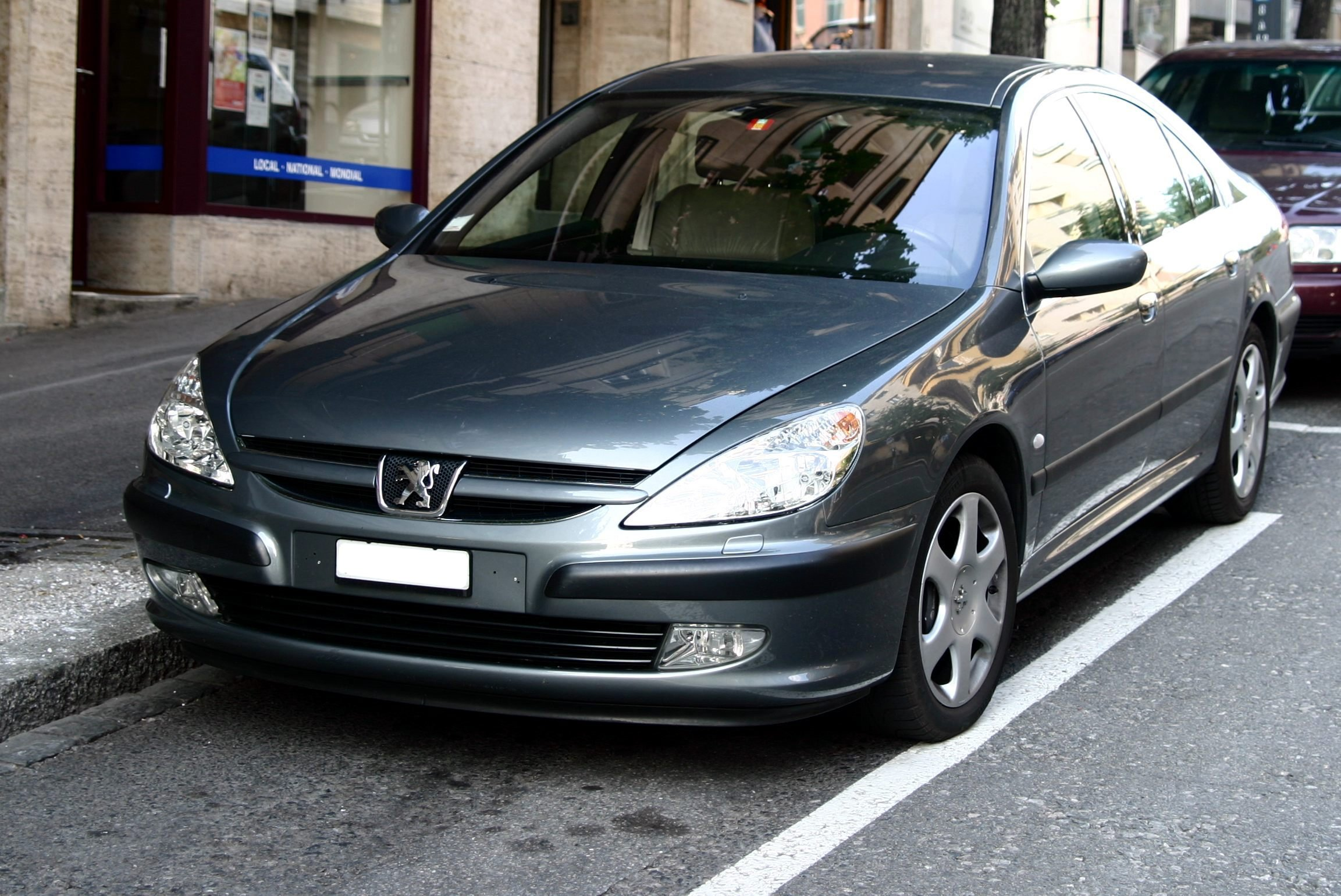 Pictures of peugeot 607 2013 #14