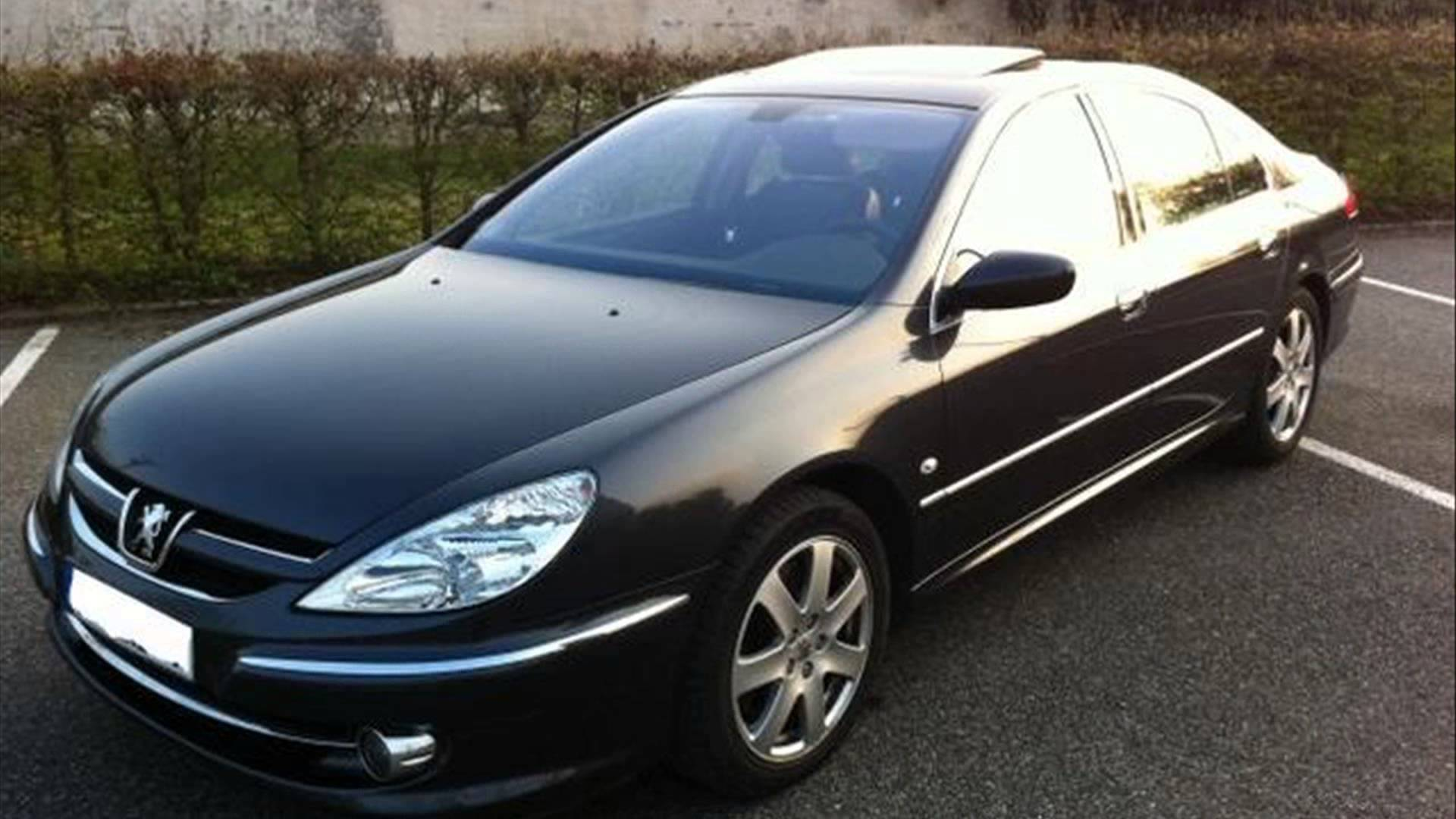 Pictures of peugeot 607