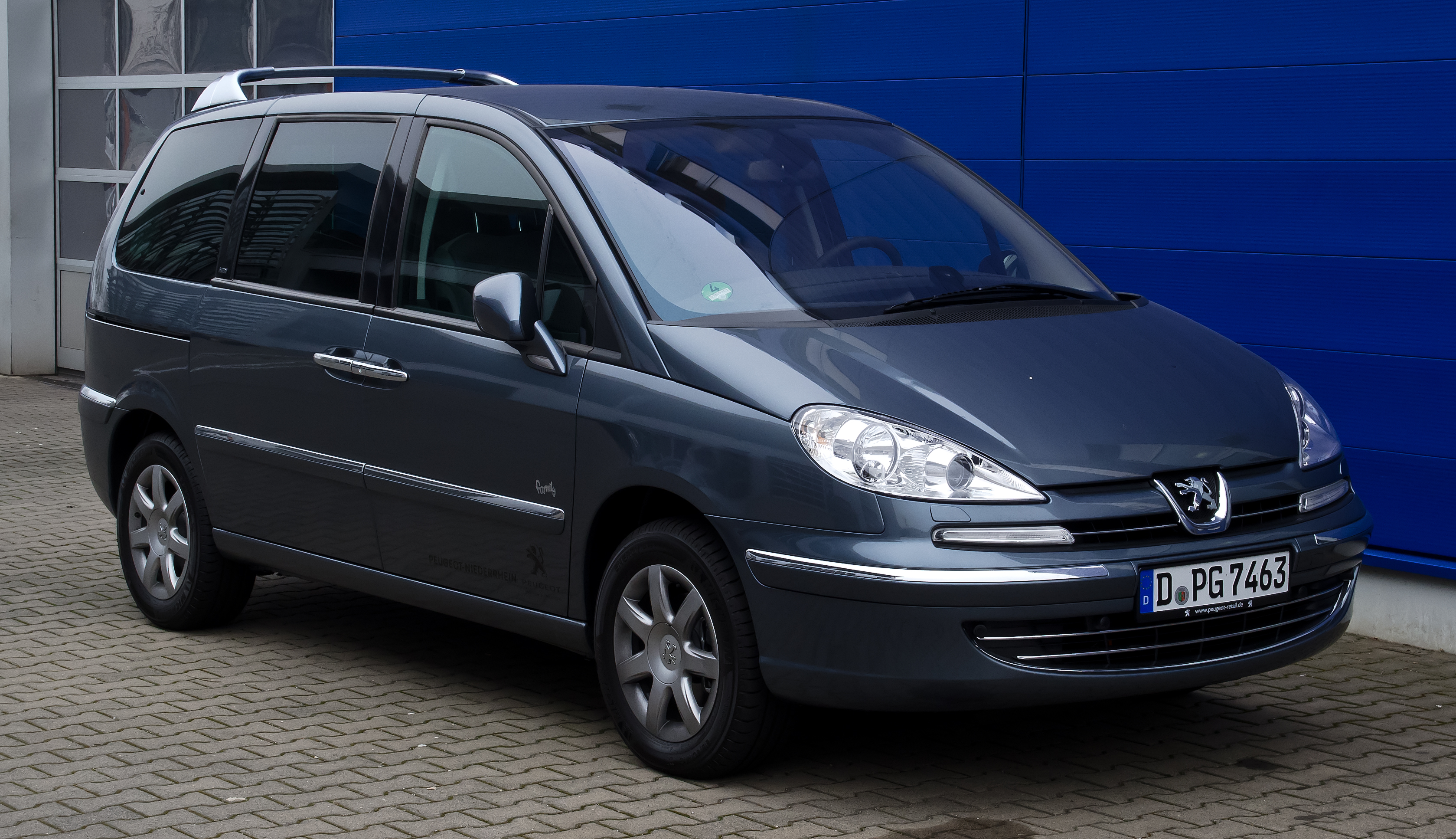 Pictures of peugeot 807 #1
