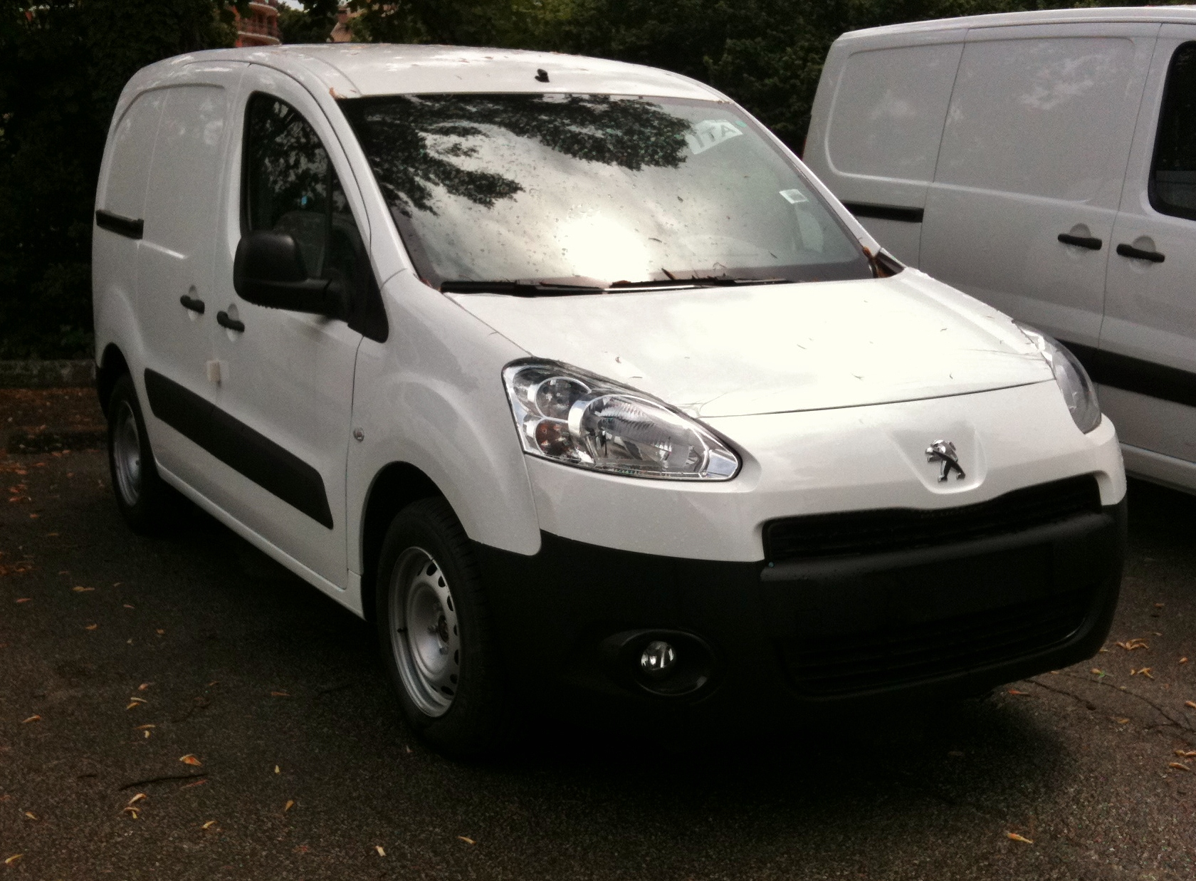 2012 peugeot bipper 225l pictures information and specs auto. Black Bedroom Furniture Sets. Home Design Ideas