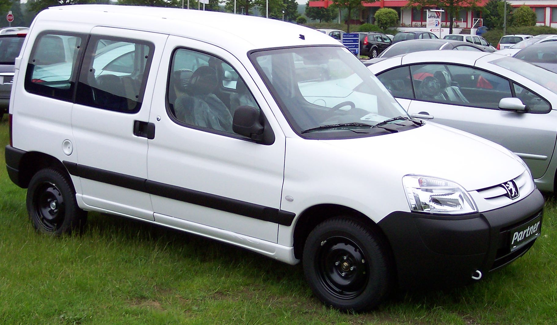 Pictures of peugeot partner ii 2006 #6