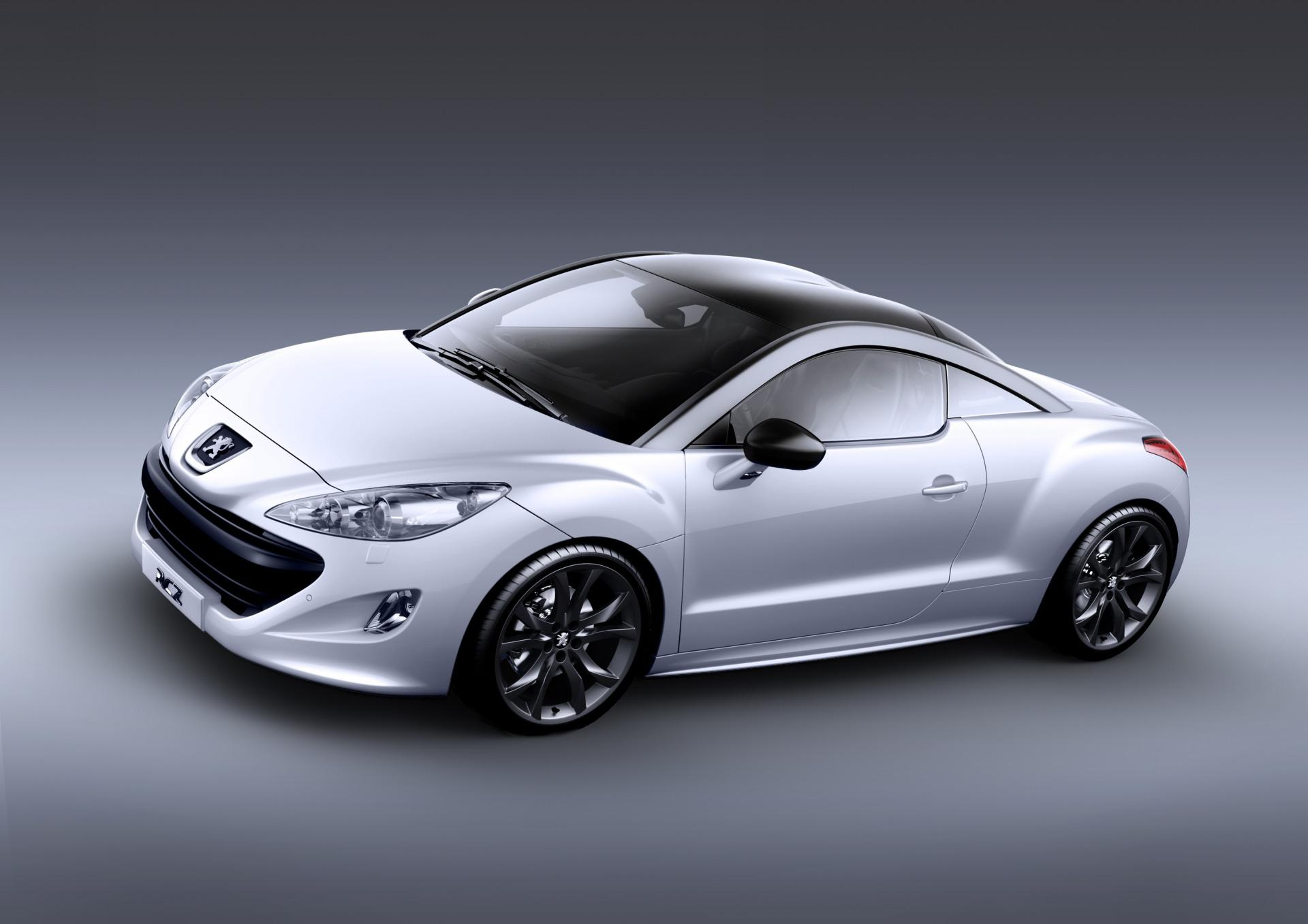 Pictures of peugeot rcz 2010 #3