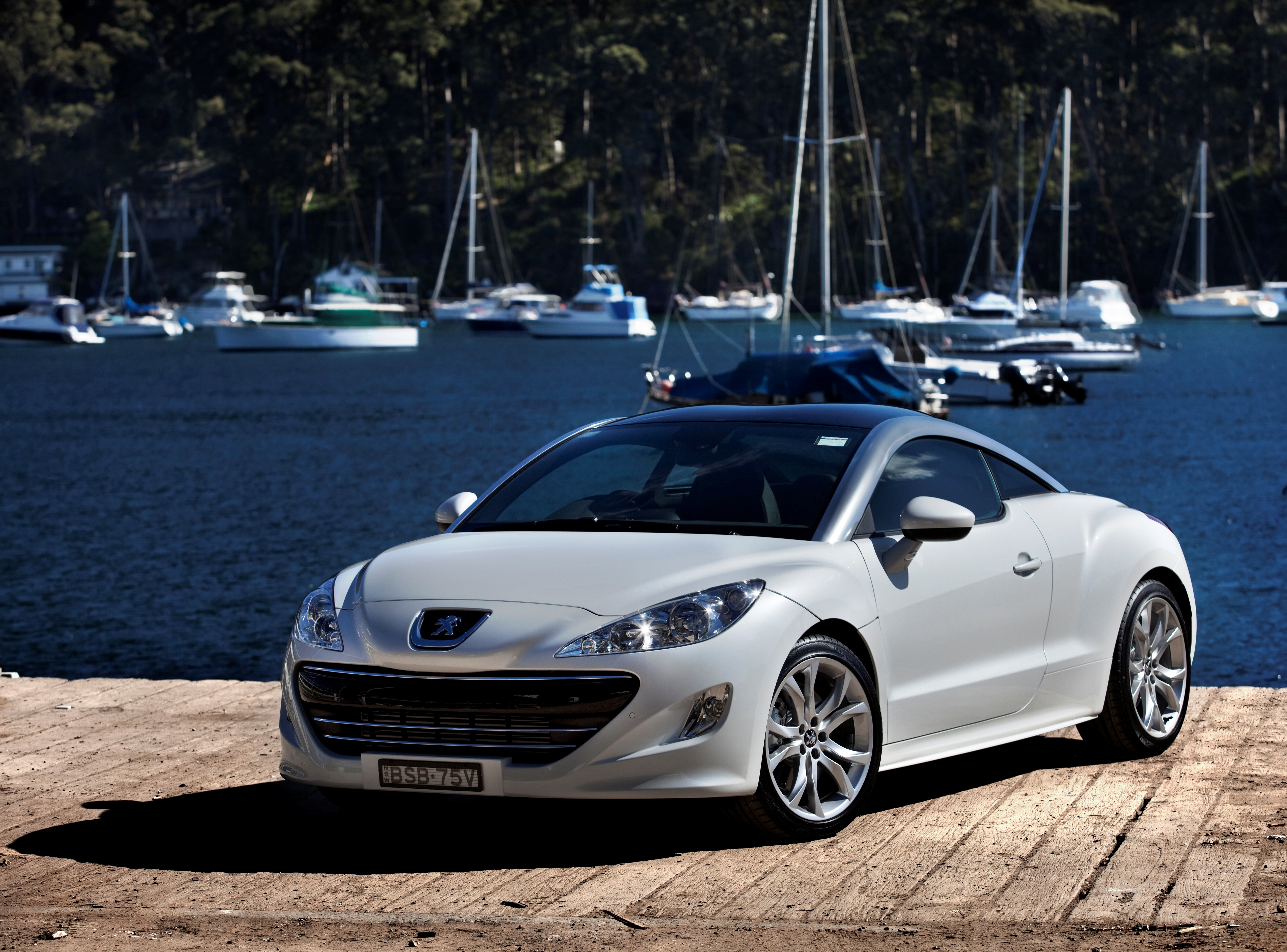 Pictures of peugeot rcz 2011