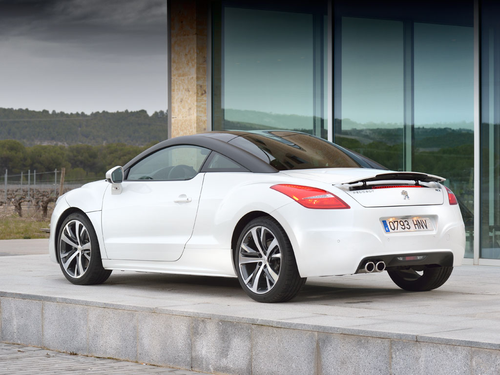 Pictures of peugeot rcz 2013