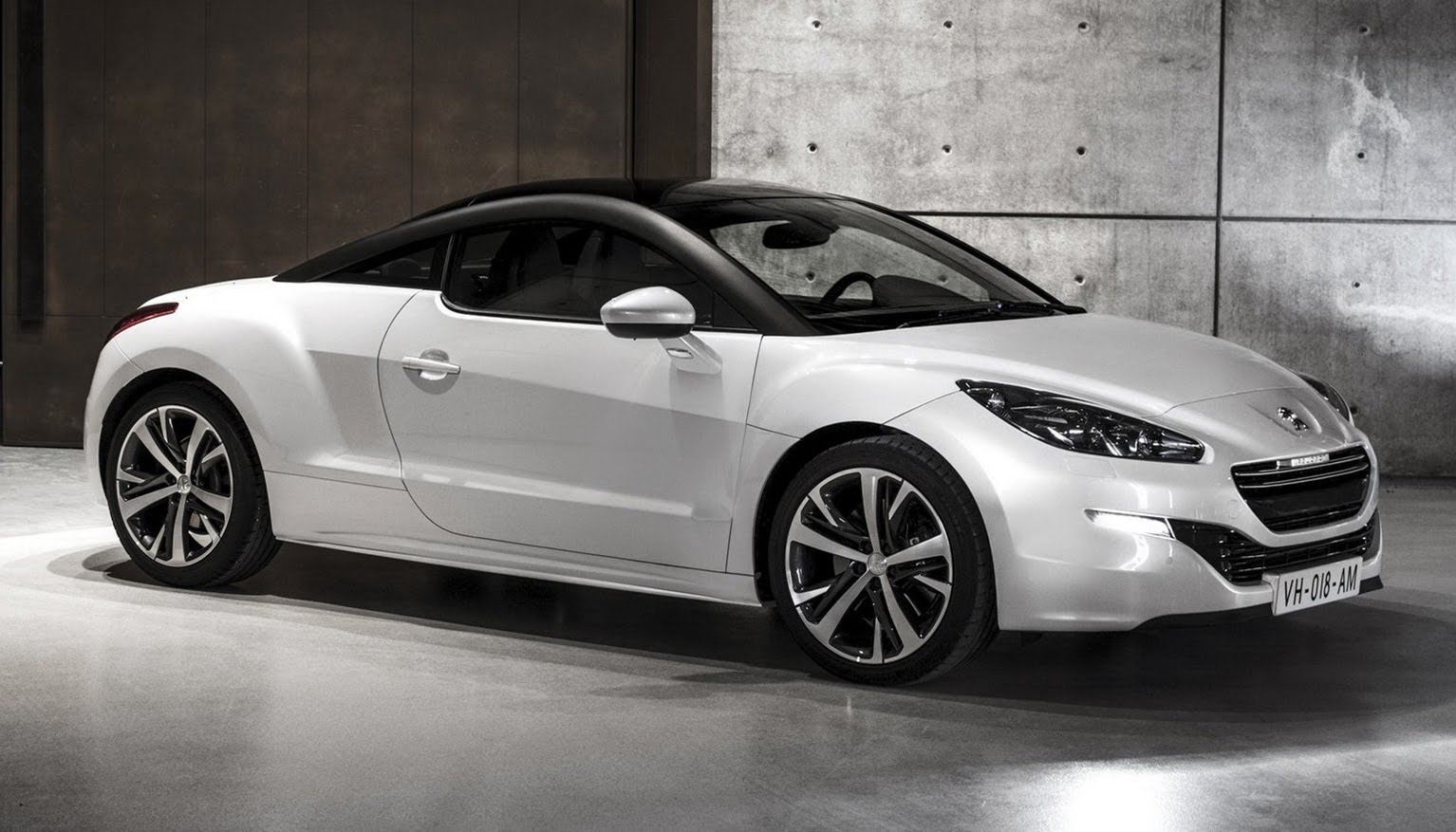 Pictures of peugeot rcz 2014 #6